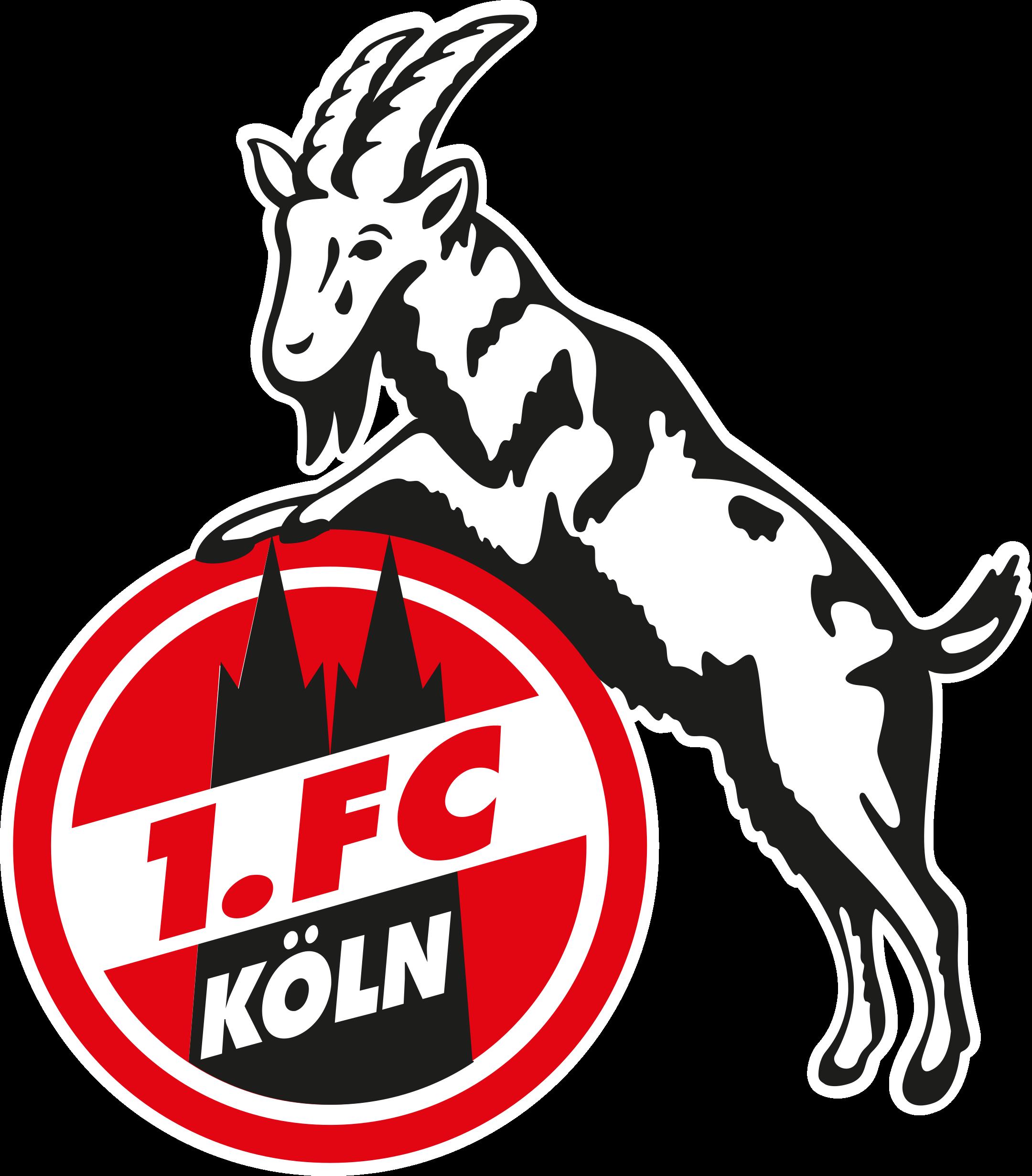 1 fc koln logo 1 - 1 FC Köln Logo