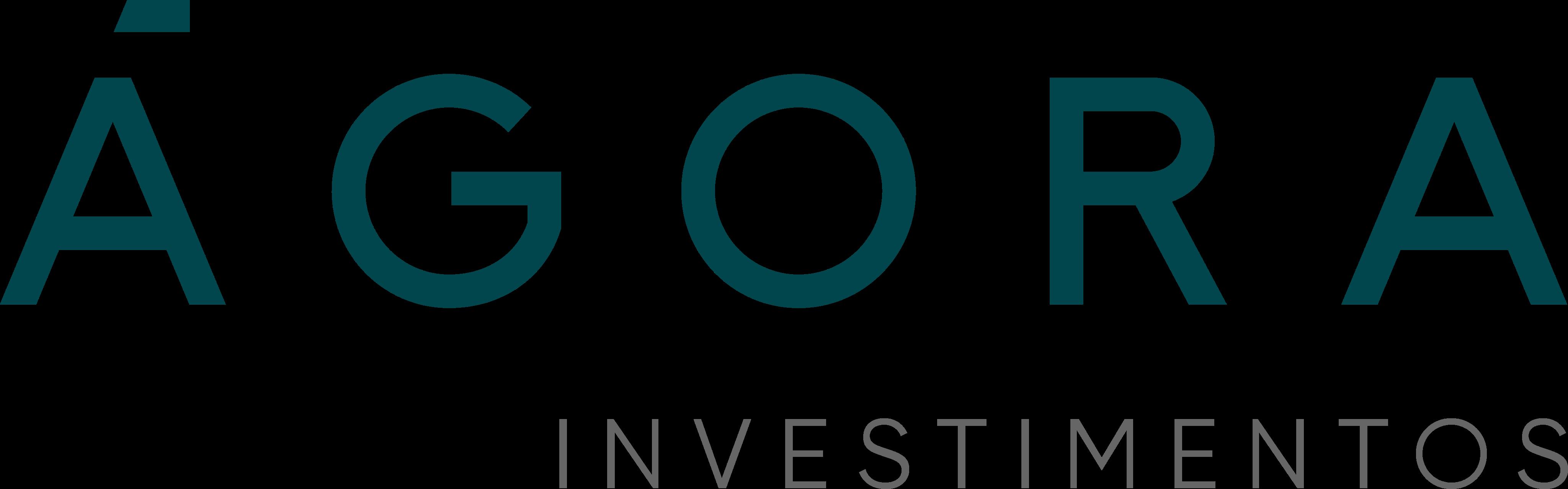 Ágora Investimentos Logo.