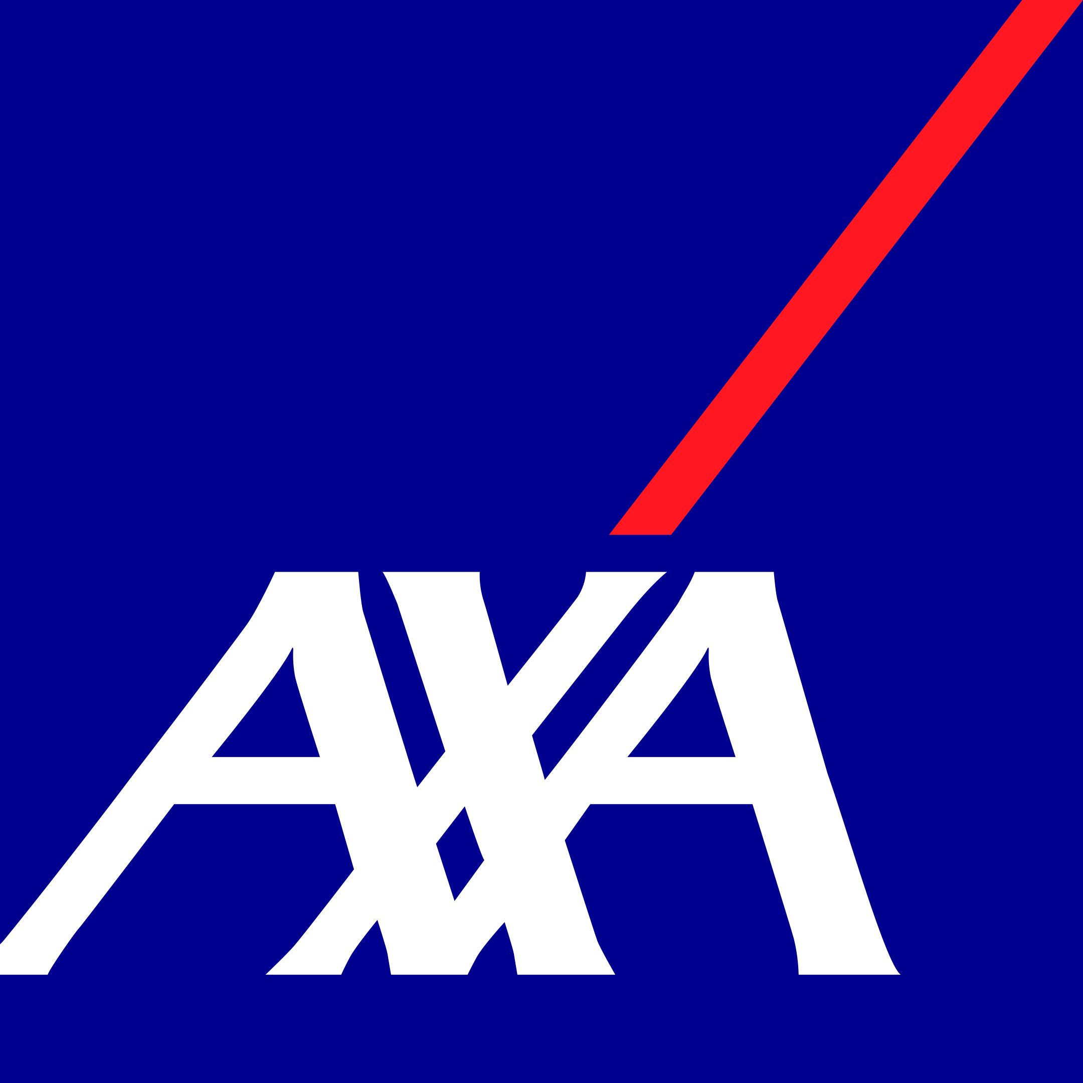 axa logo 1 - AXA Logo