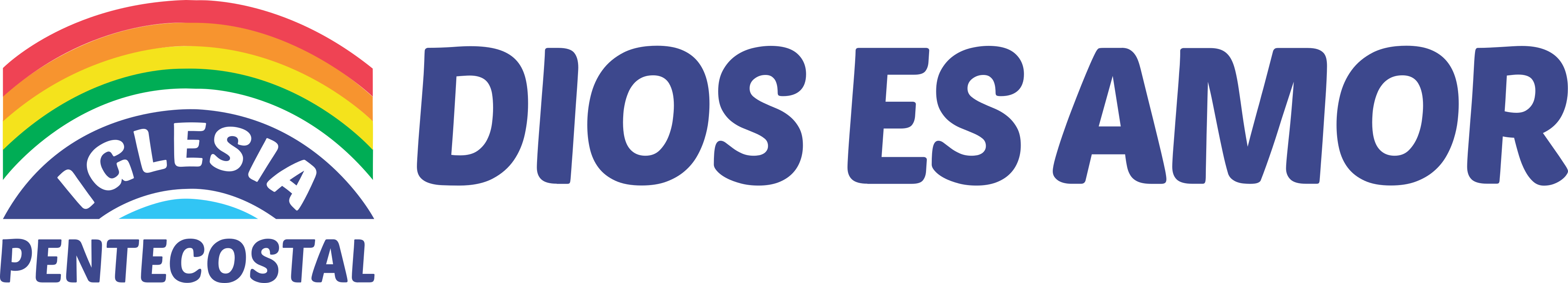 dios es amor logo - Dios es Amor Logo