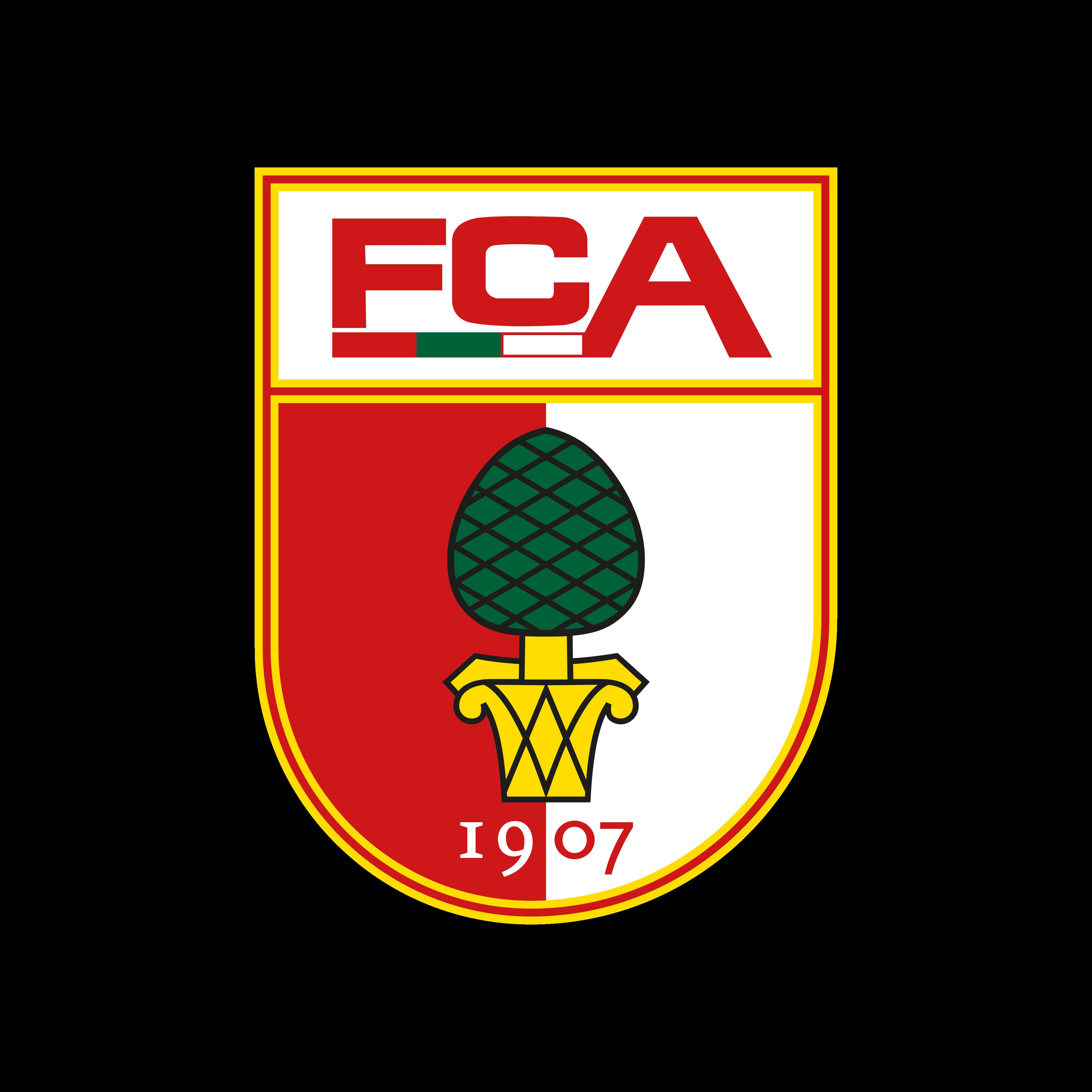 fc augsburg logo 0 - FC Augsburg Logo