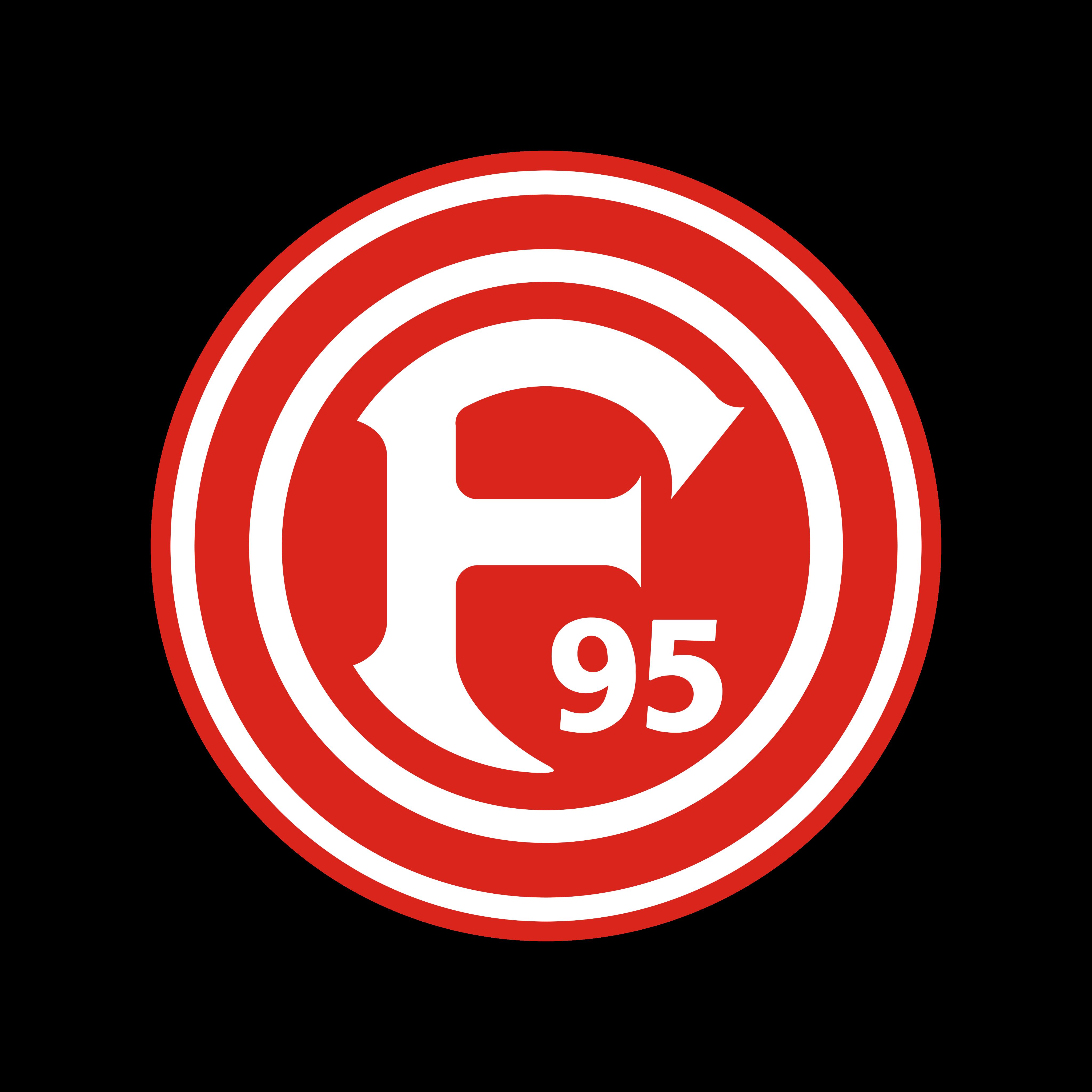fortuna dusseldorf logo 0 - Fortuna Düsseldorf Logo