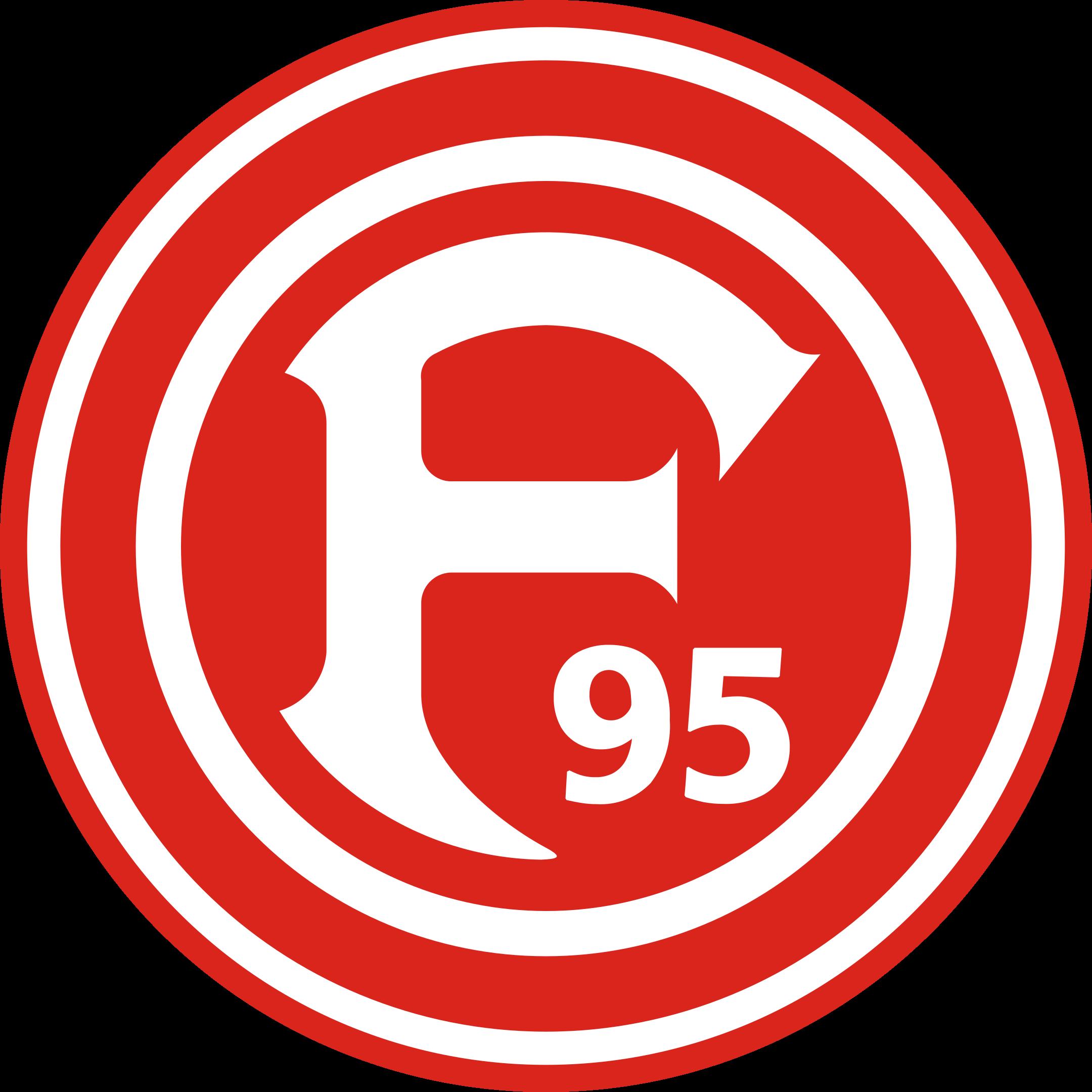 fortuna dusseldorf logo 1 - Fortuna Düsseldorf Logo