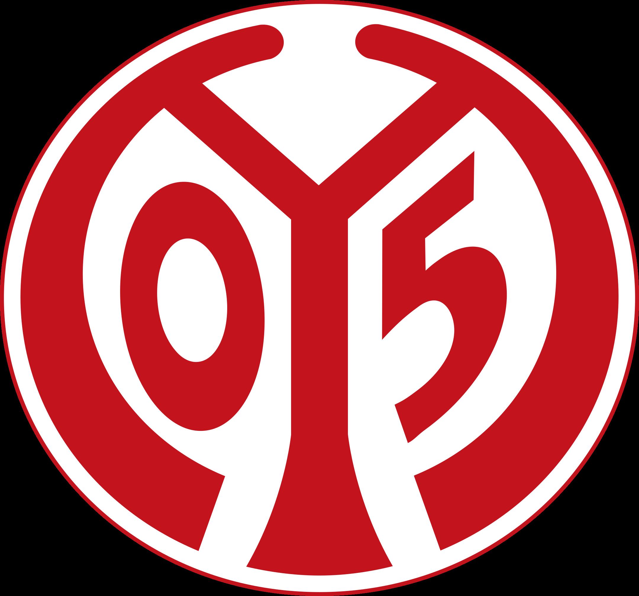 fsv mainz 05 logo 1 - FSV Mainz 05 Logo