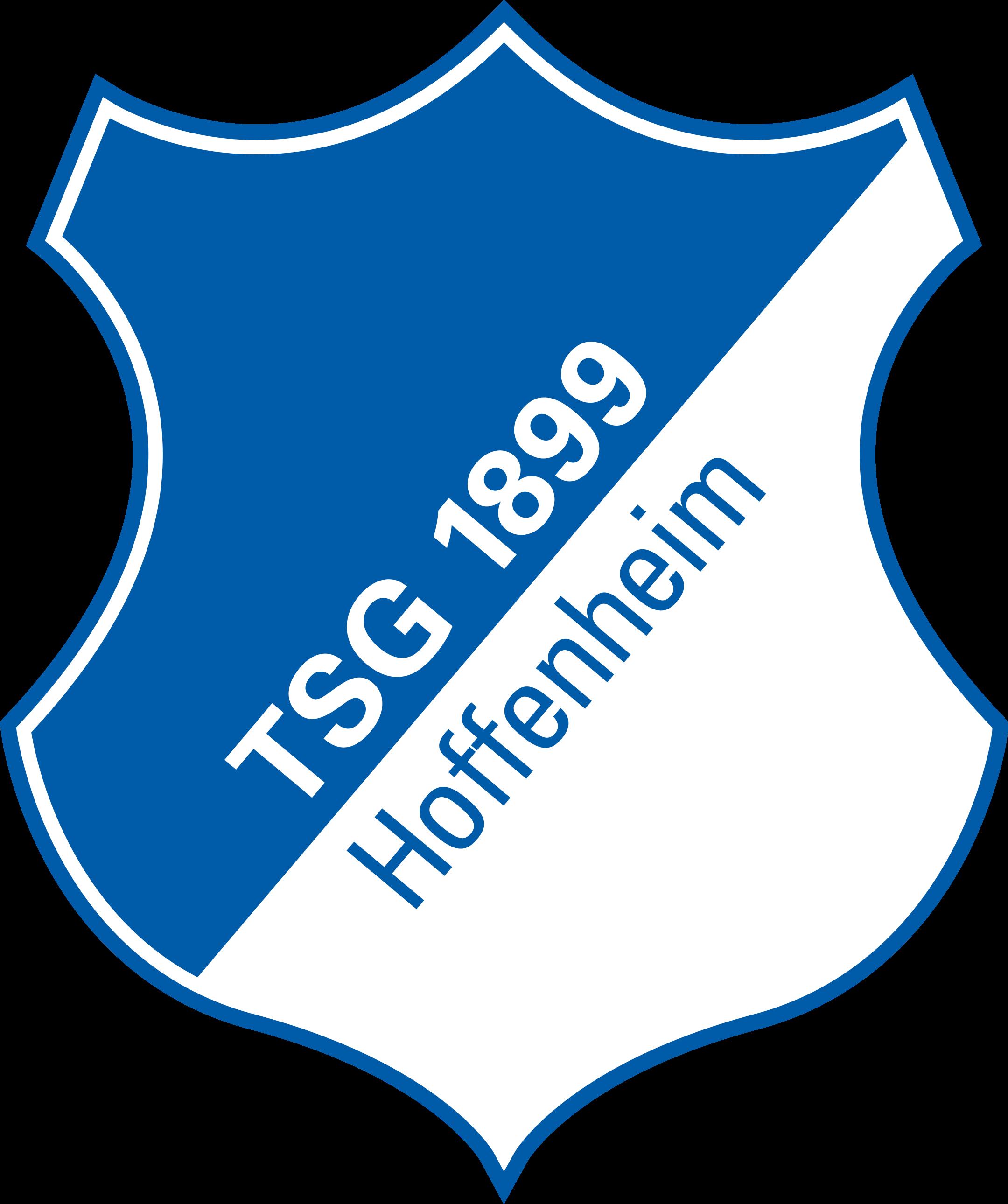 hoffenheim logo 1 - Hoffenheim Logo