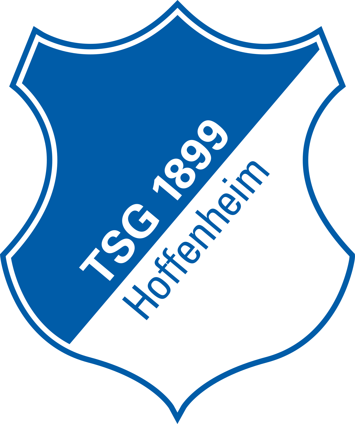 hoffenheim logo 2 - Hoffenheim Logo