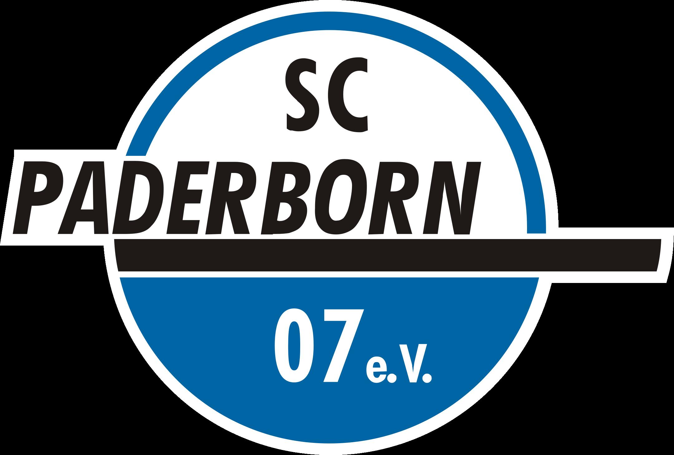 paderborn logo 1 - SC Paderborn 07 Logo