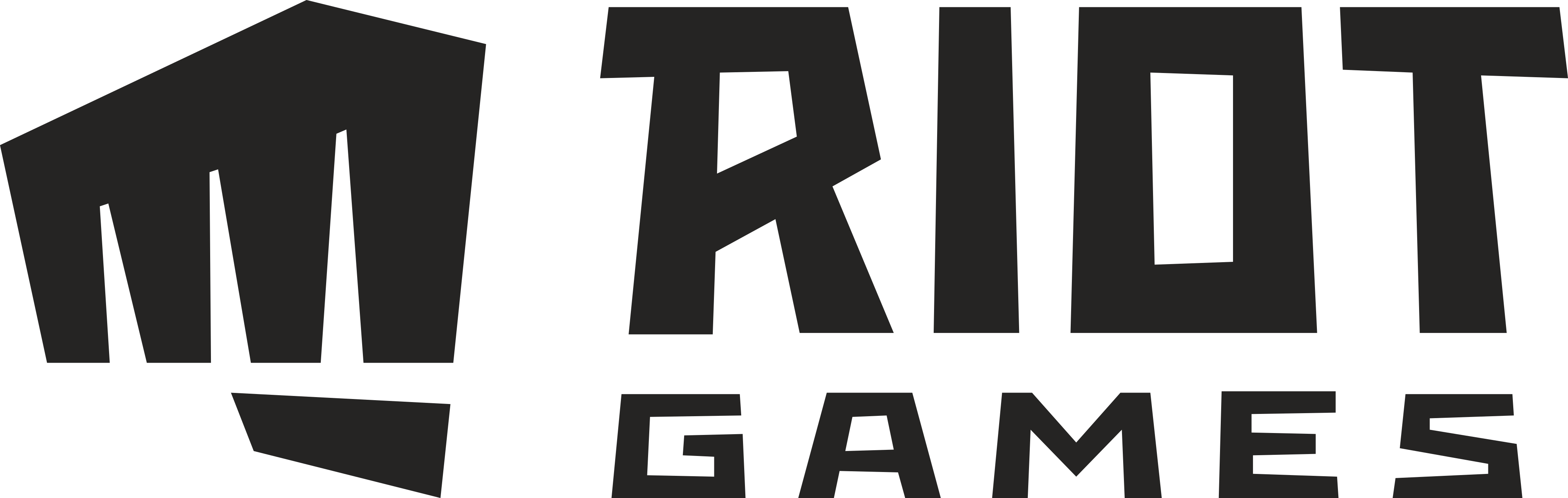 riot games logo 1 - Riot Games Logo