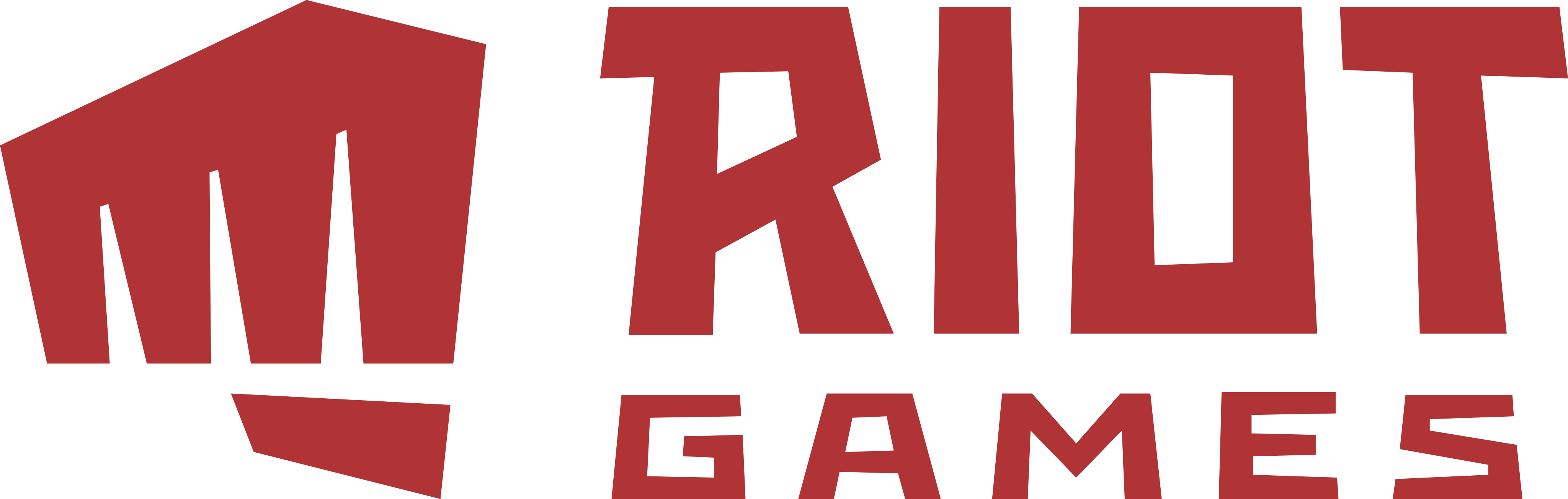 Riot Games Logo.