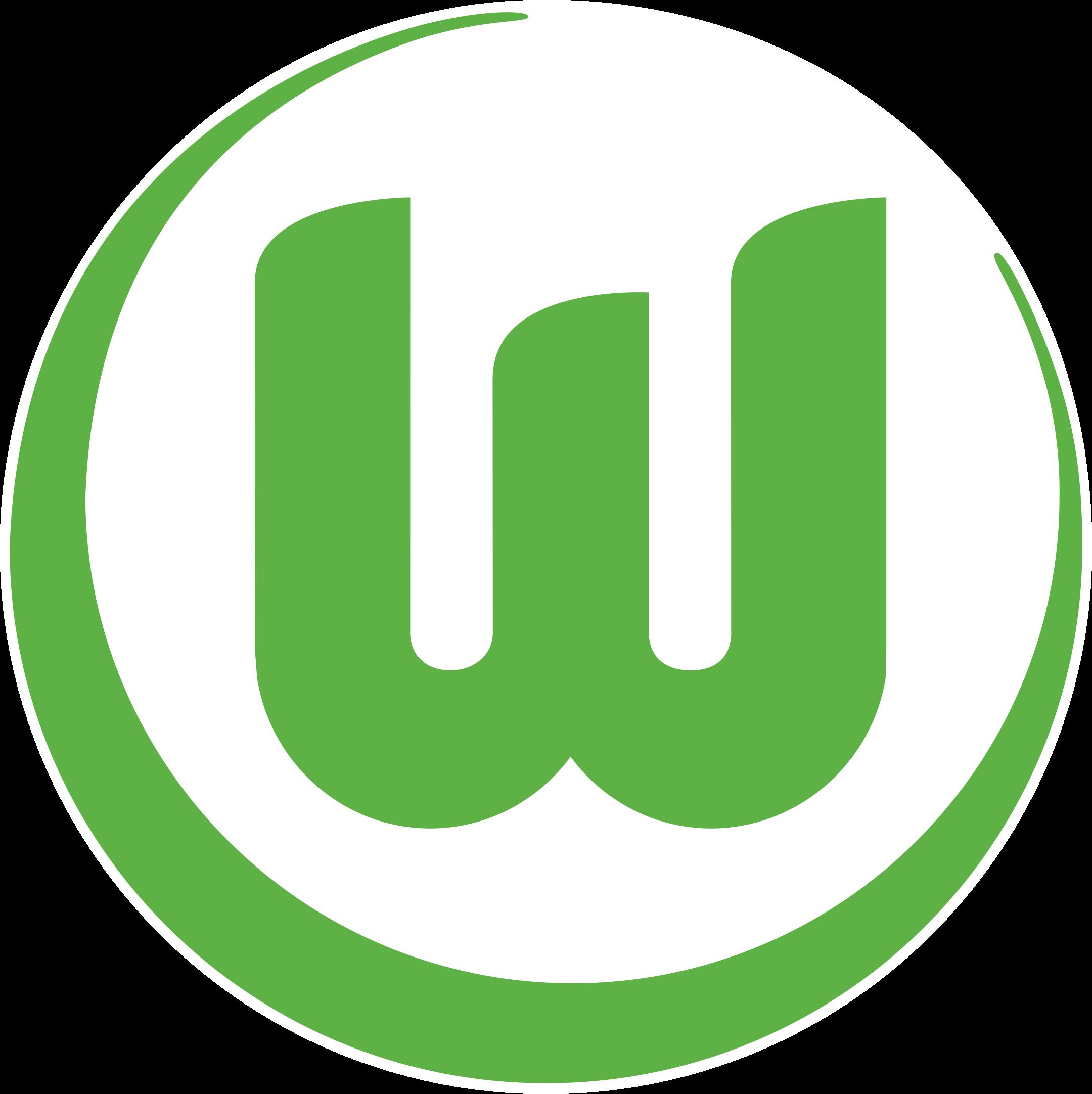 vfl wolfsburg logo 1 - Wolfsburg Logo