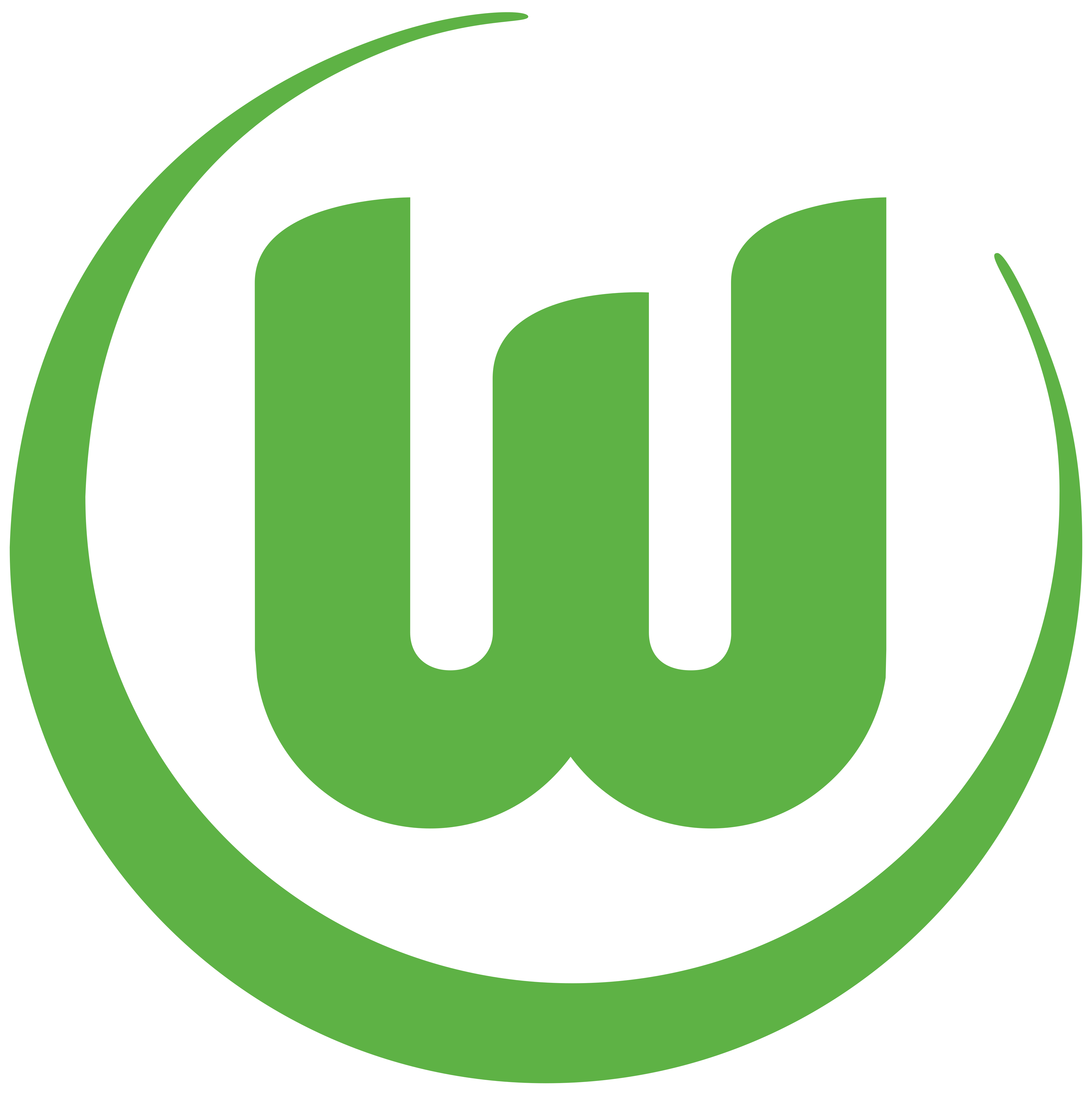 vfl wolfsburg logo - Wolfsburg Logo