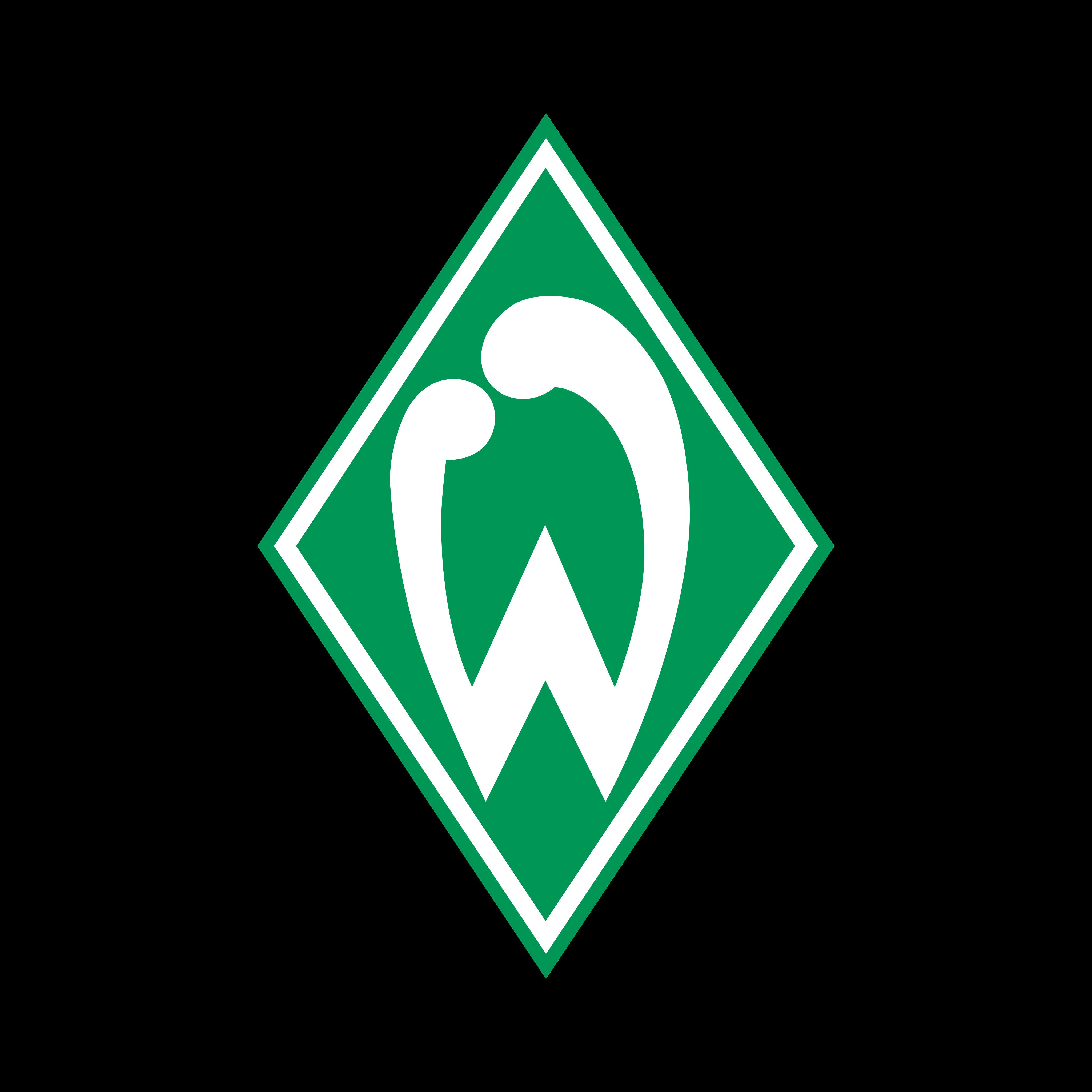 werder bremen logo 0 - SV Werder Bremen Logo
