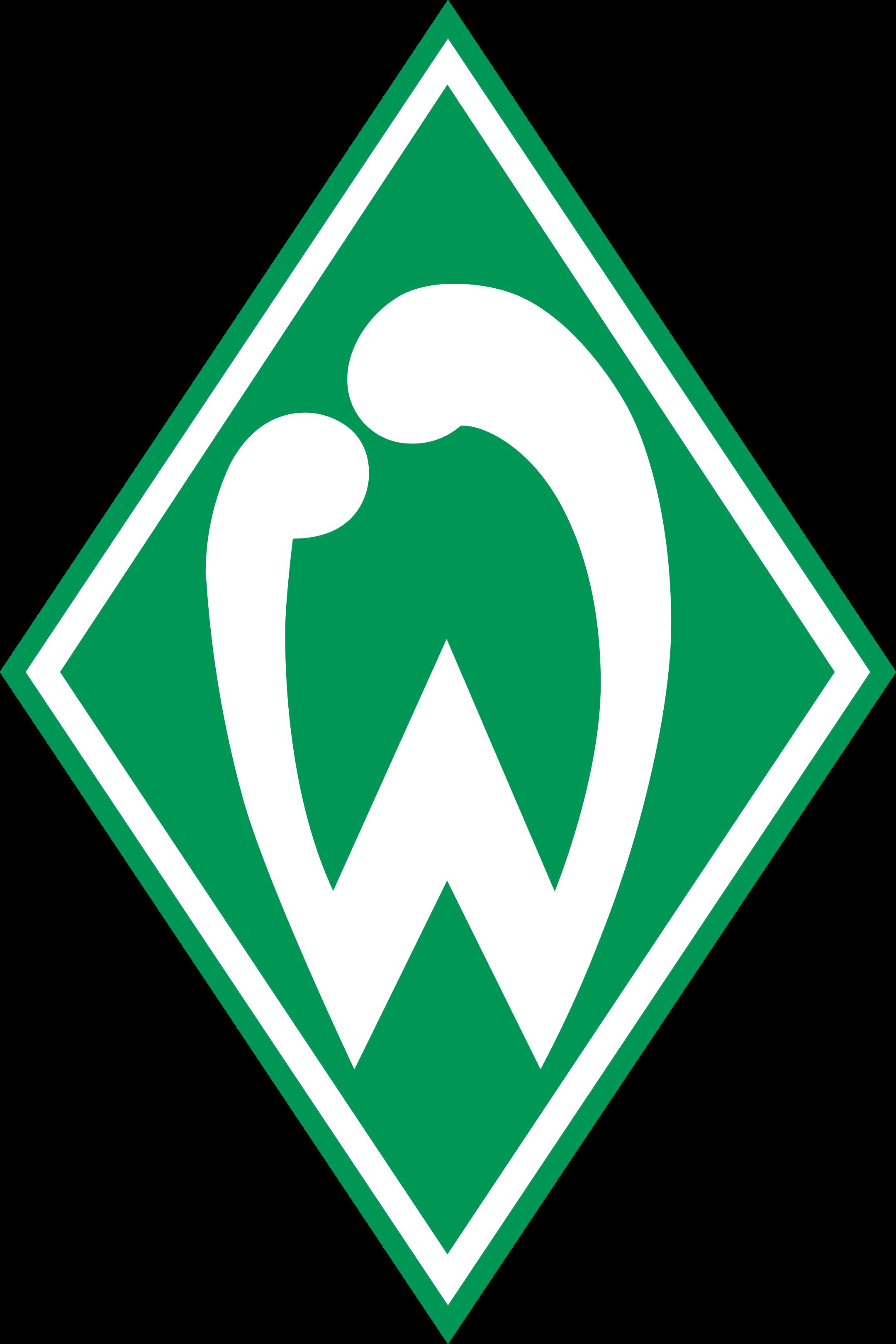 werder bremen logo 1 - SV Werder Bremen Logo