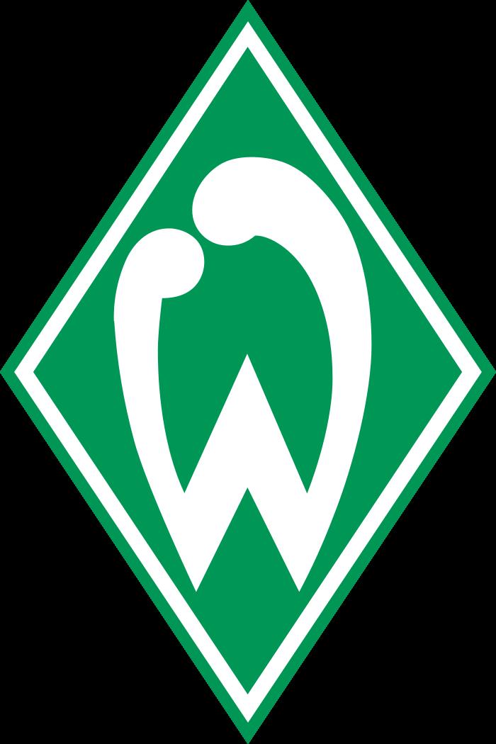 werder bremen logo 3 - SV Werder Bremen Logo