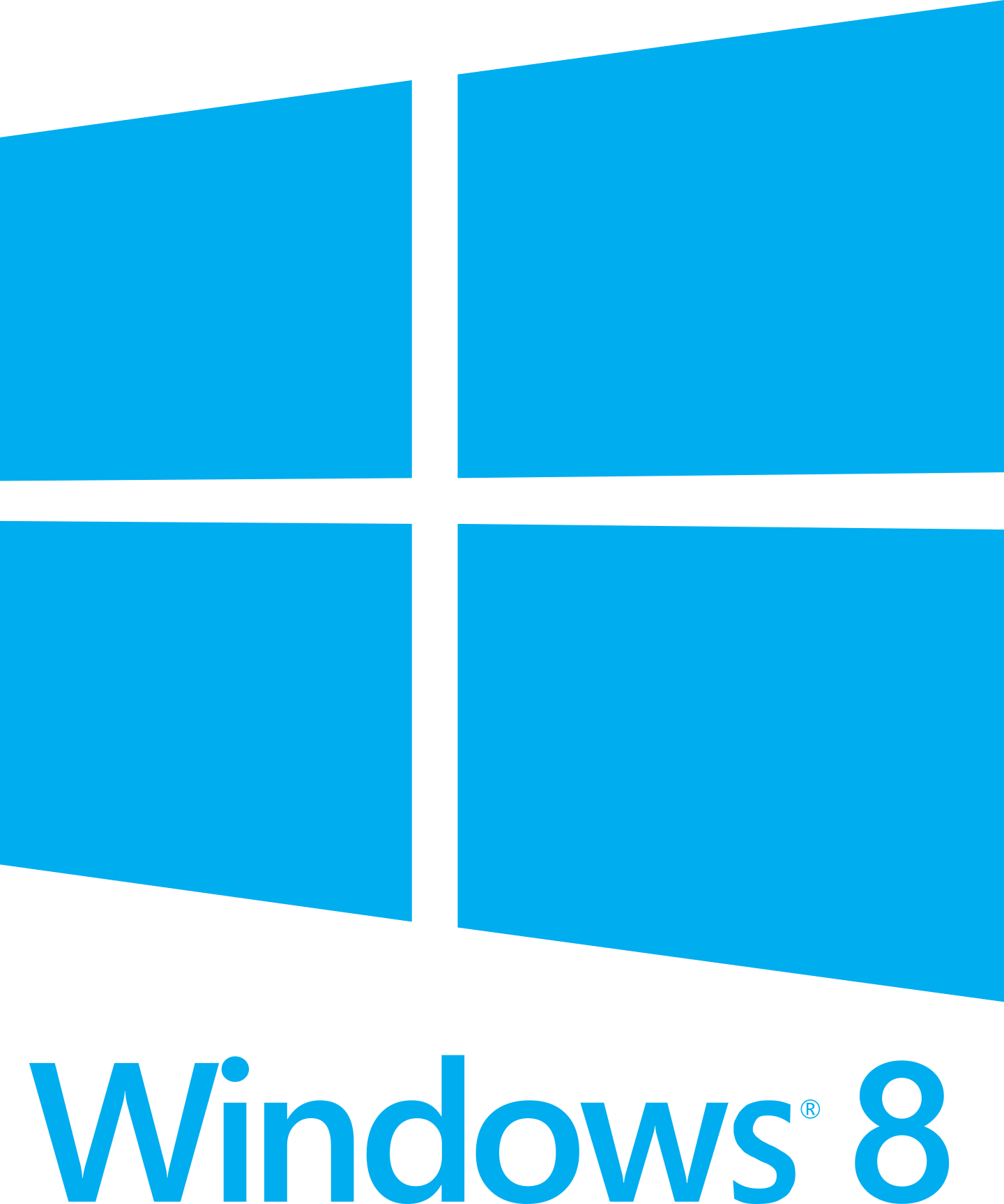 windows 8 logo 2 - Windows 8 Logo
