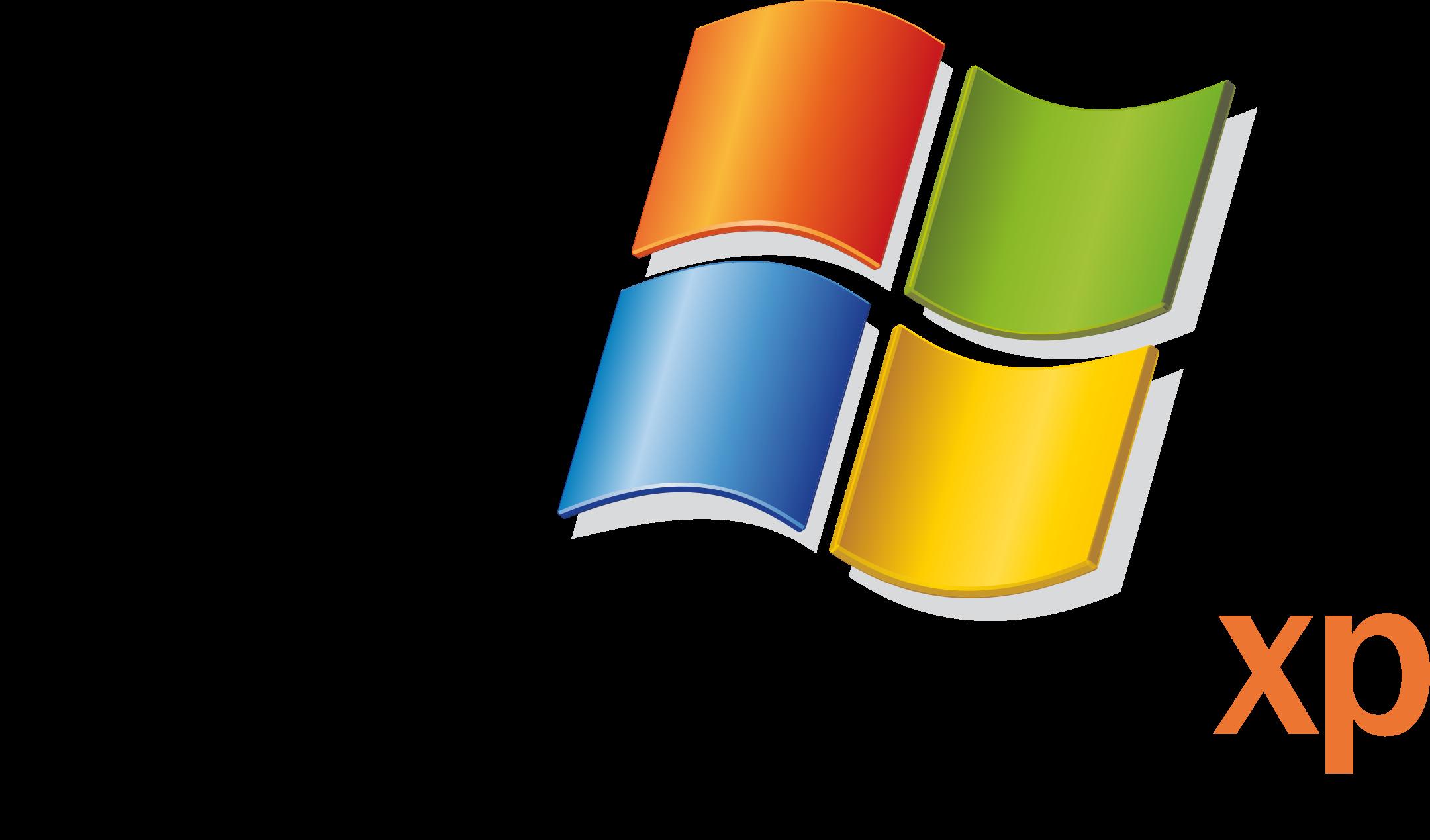 windows xp logo 1 - Windows XP Logo