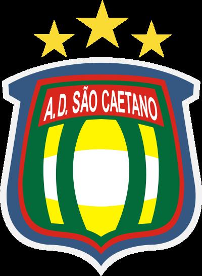 A D São Caetano Logo.