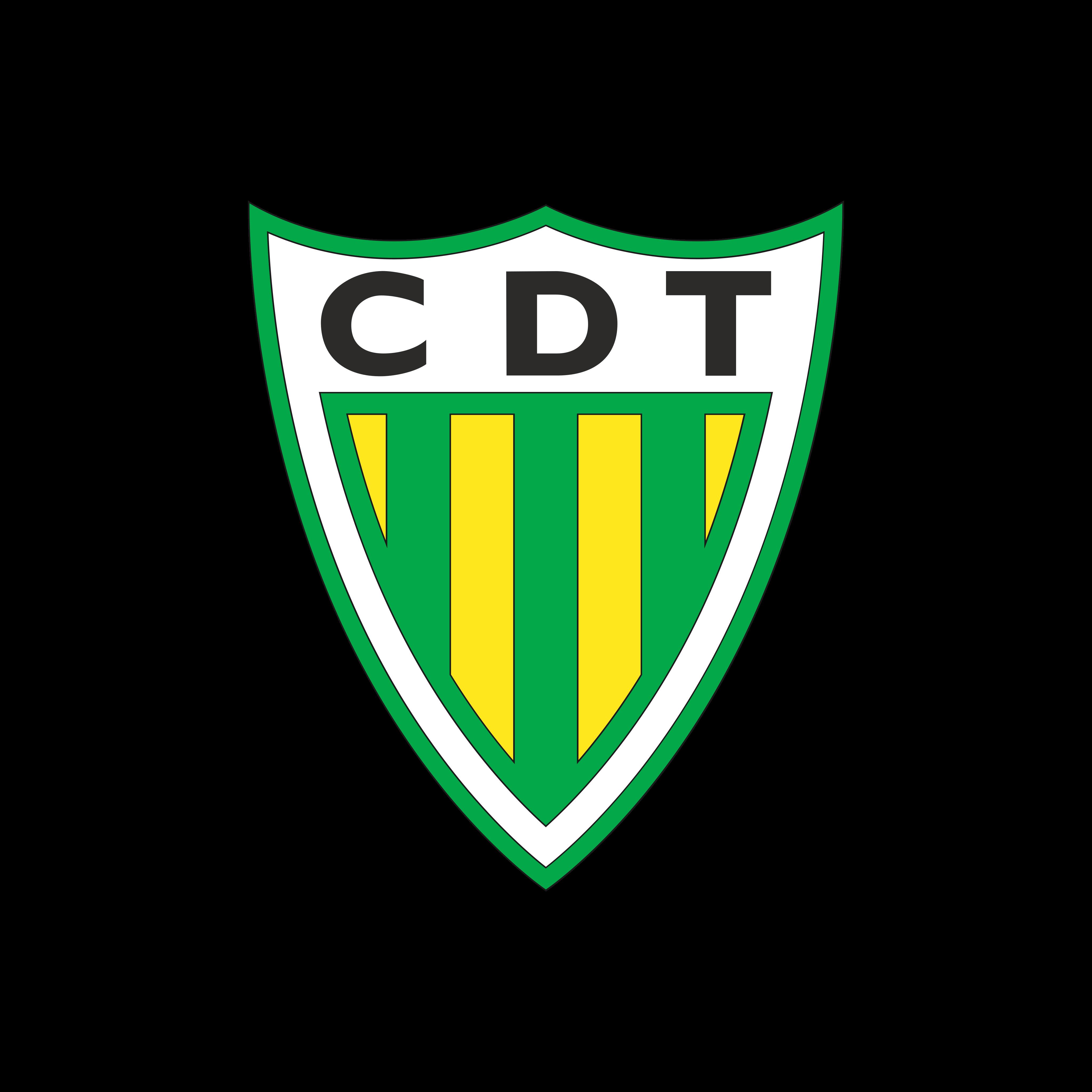 cd tondela logo 0 - Tondela Logo