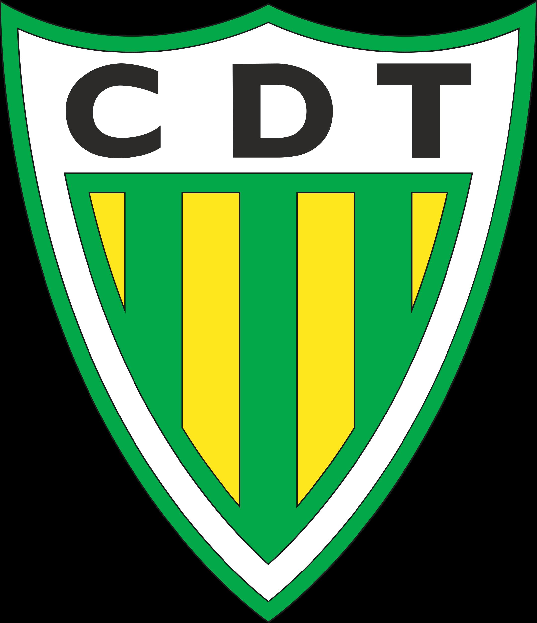 cd tondela logo 1 - Tondela Logo