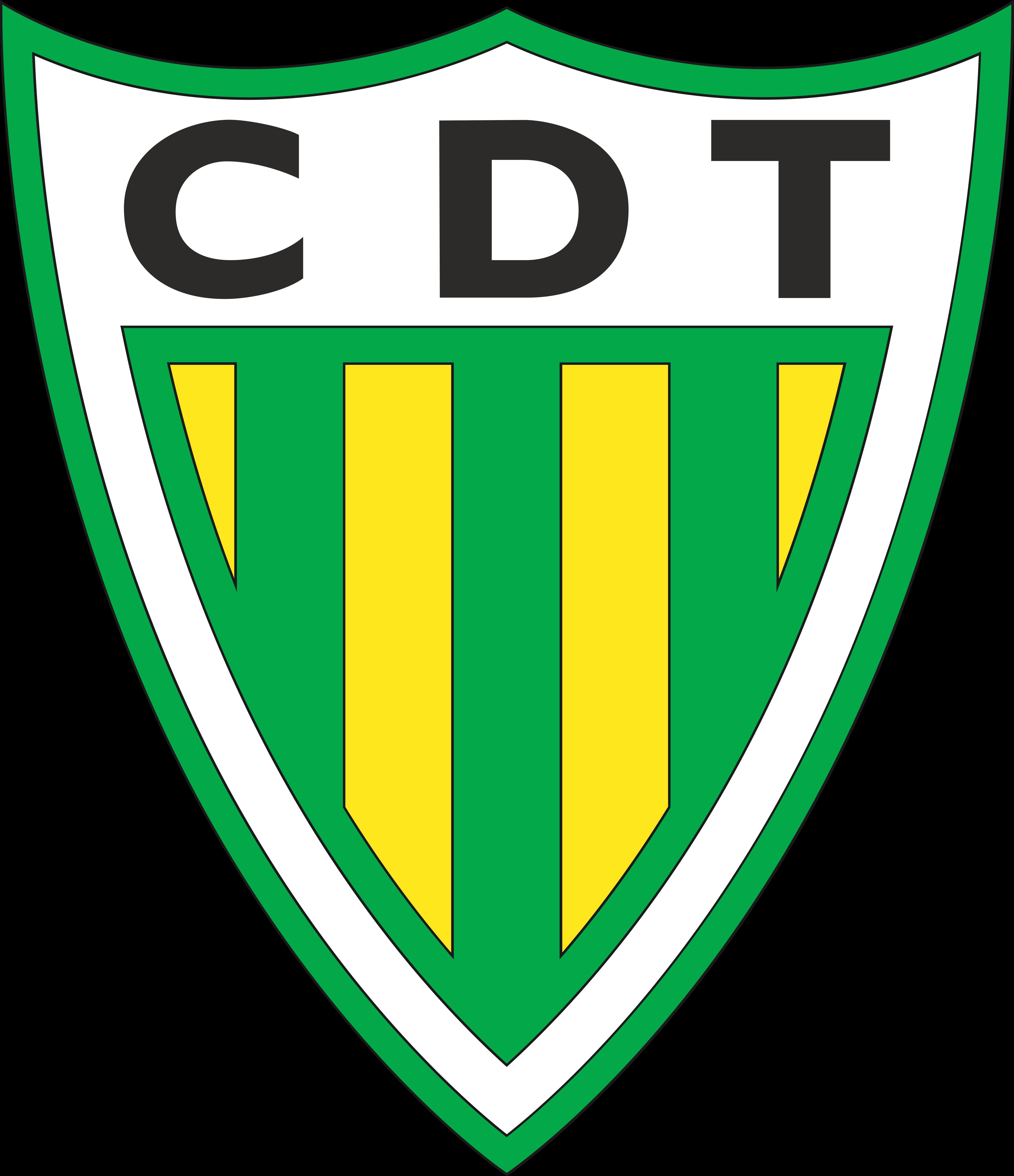 cd tondela logo - Tondela Logo