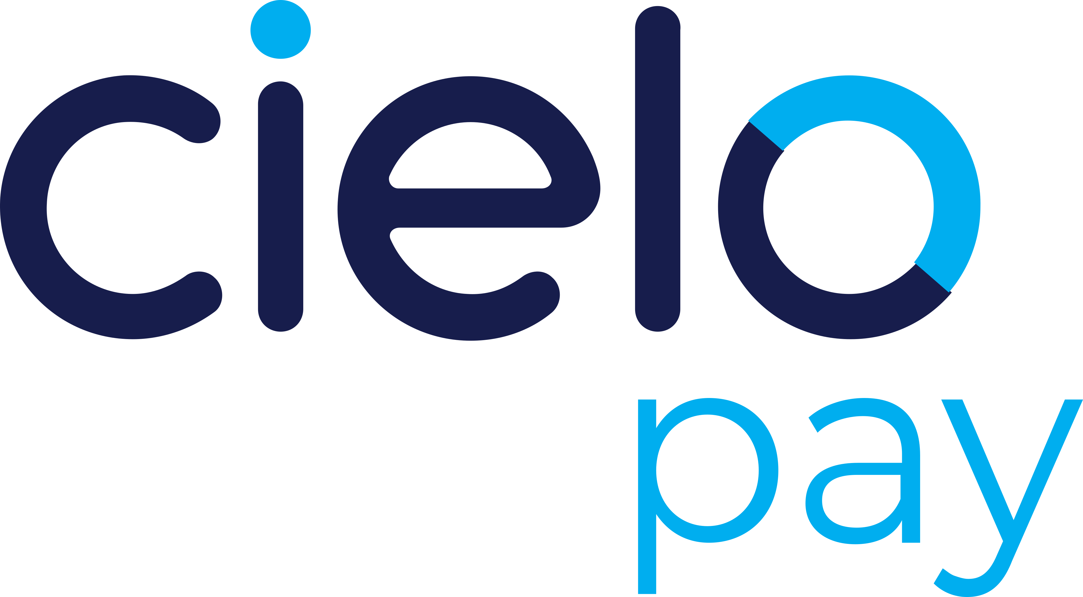 Cielo Pay Logo.