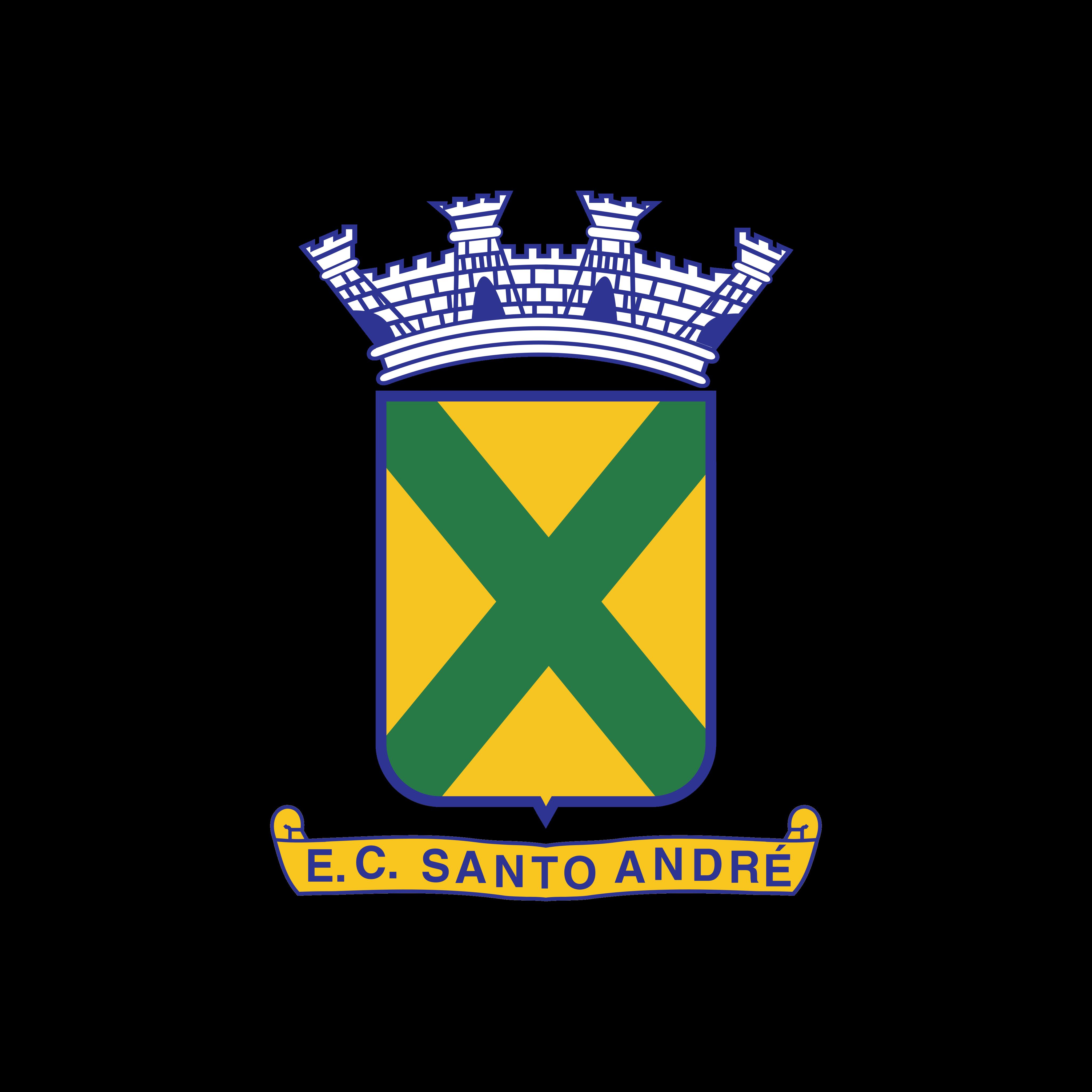 ec santo andre logo 0 - EC Santo André Logo