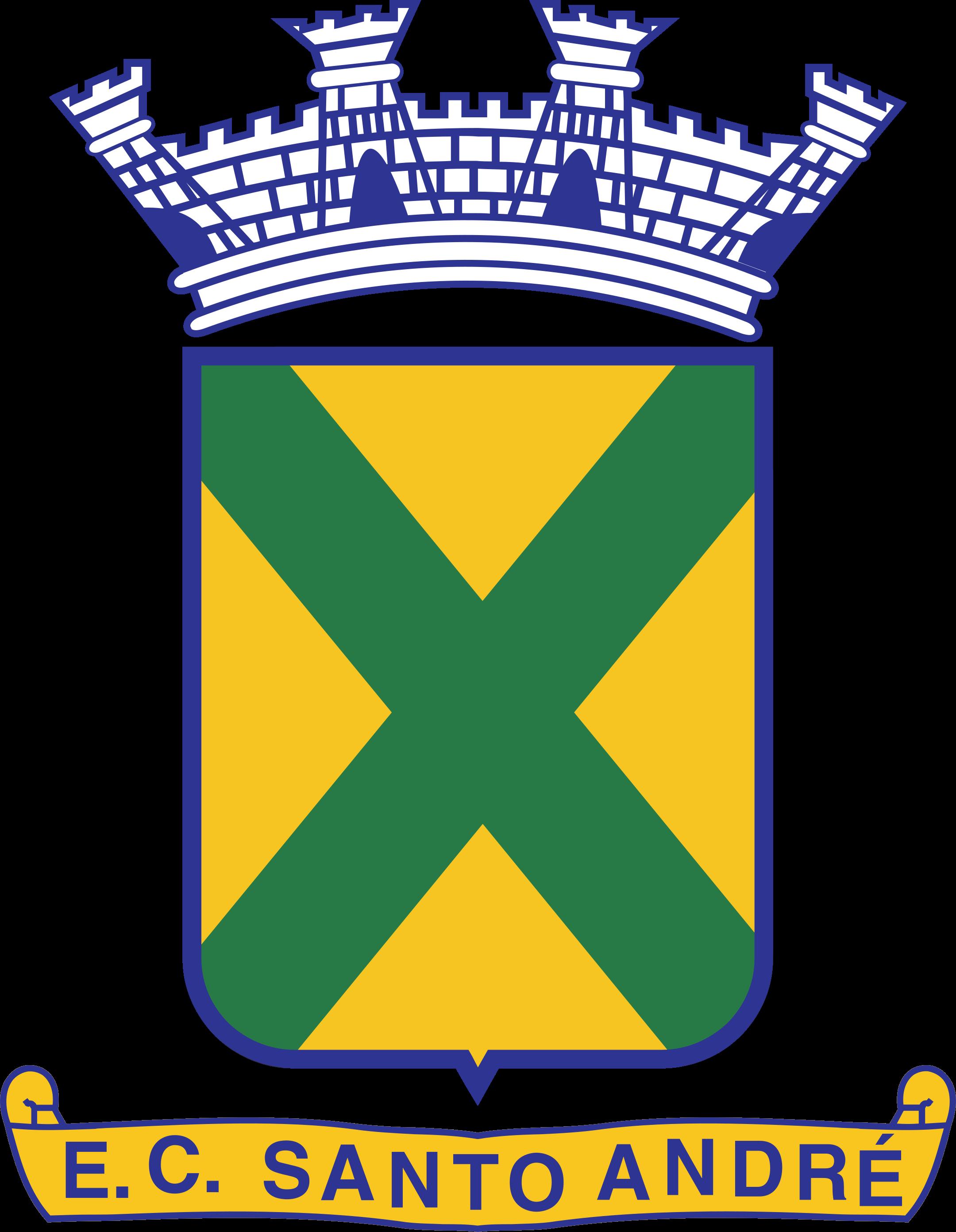 ec santo andre logo 1 - EC Santo André Logo