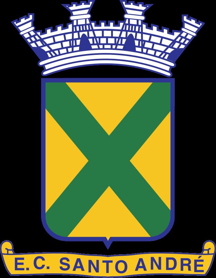 ec santo andre logo 3 - EC Santo André Logo
