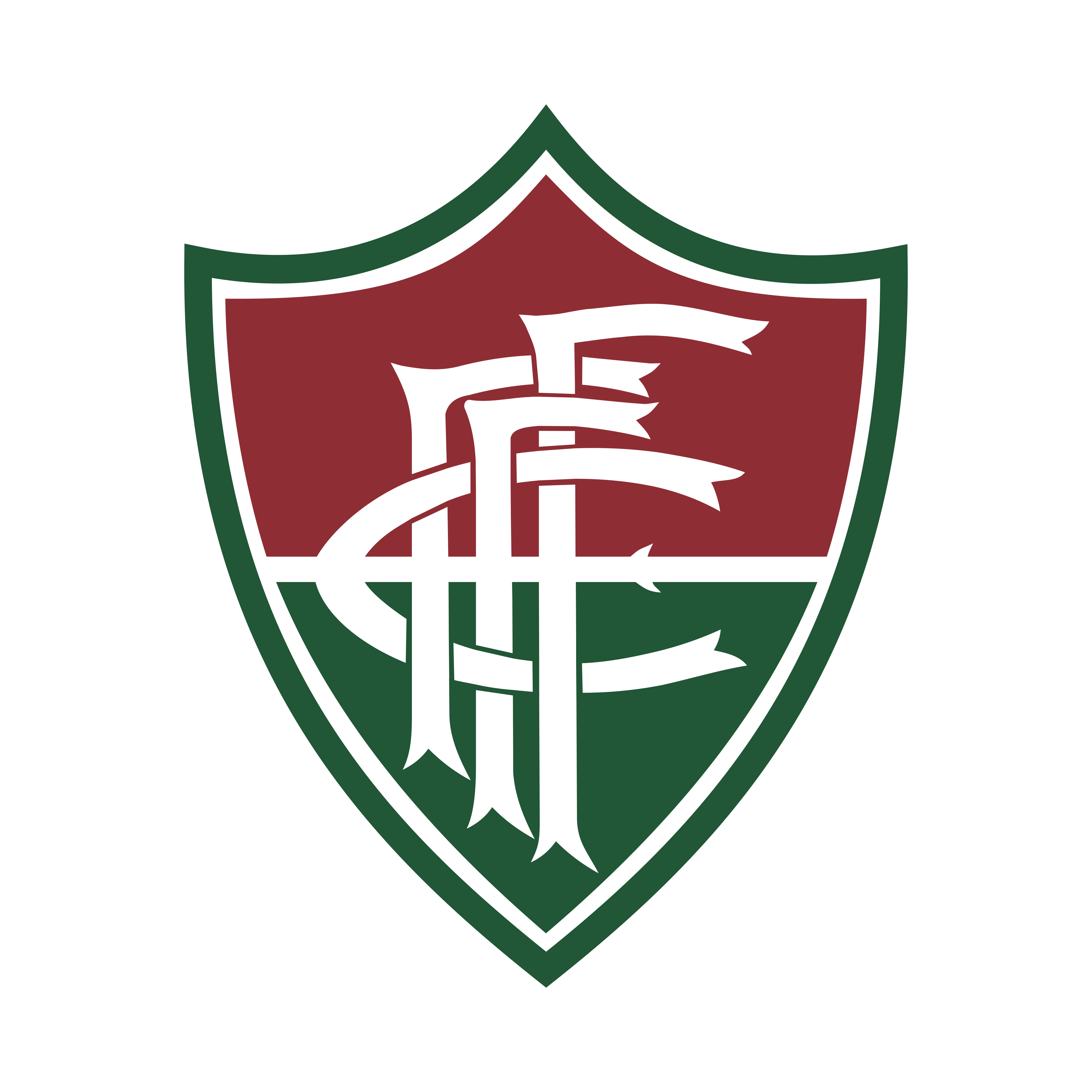 fluminense de feira logo 0 - Fluminense de Feira FC Logo