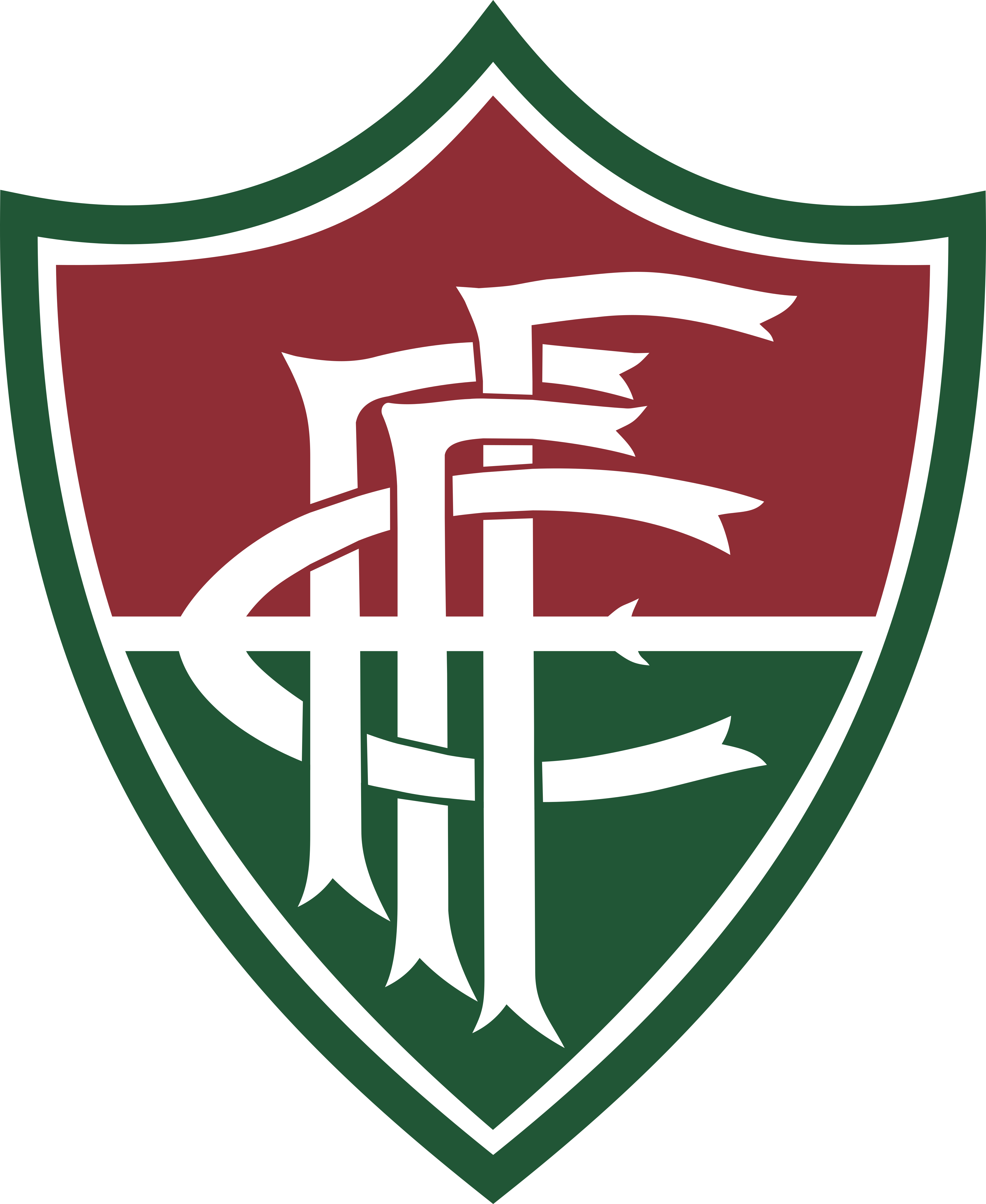 fluminense de feira logo 1 - Fluminense de Feira FC Logo