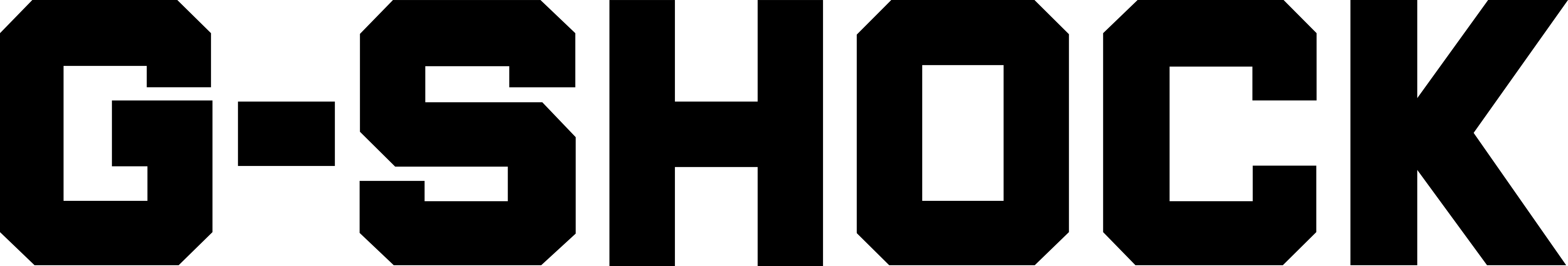 G-Shock Logo.