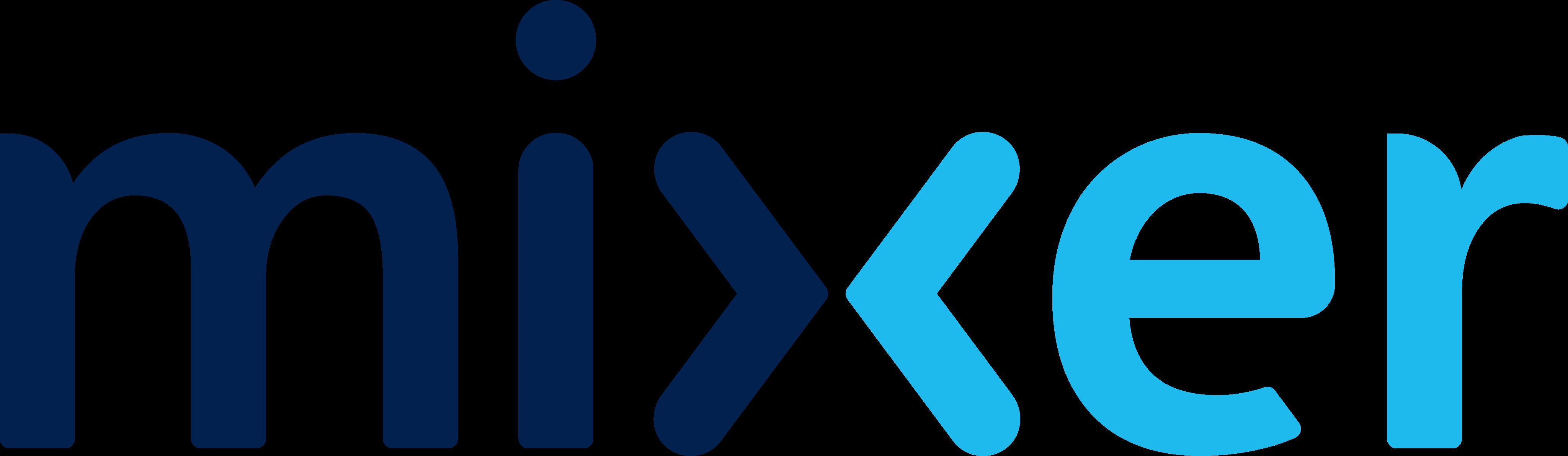 mixer logo - Mixer Logo