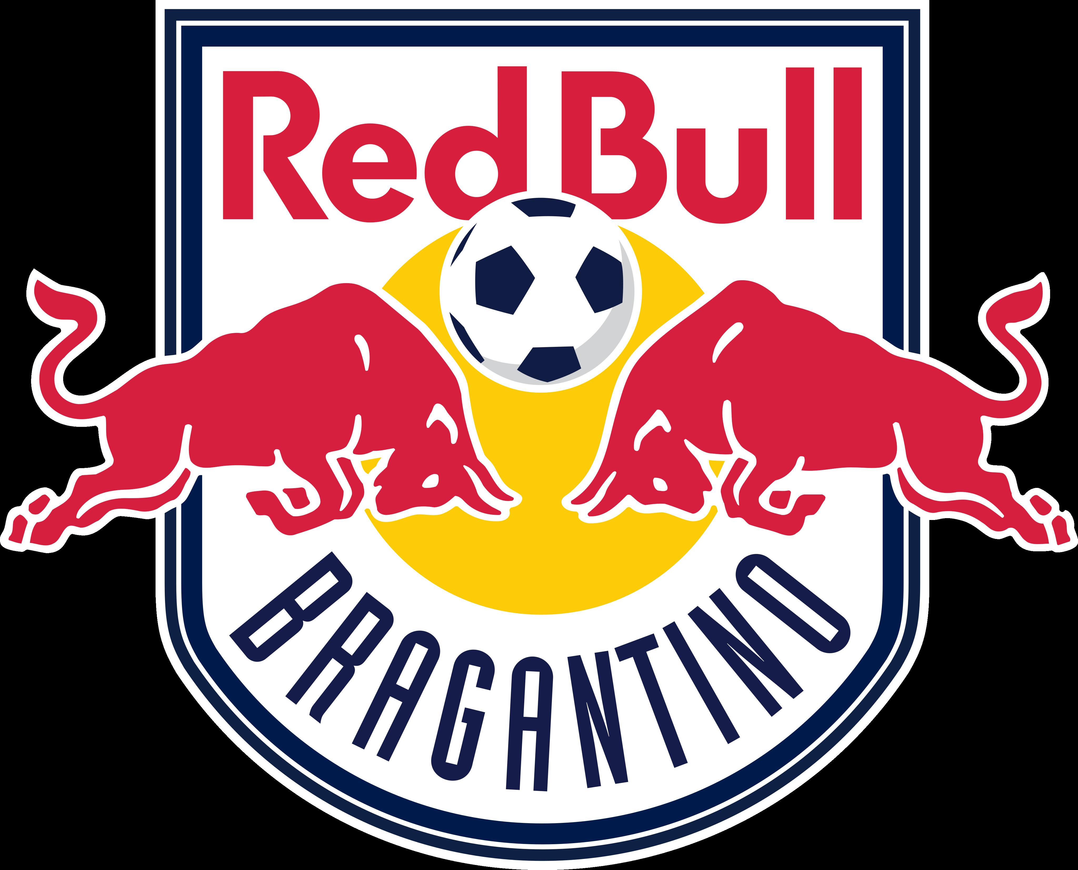 Red Bull Bragantino Logo.
