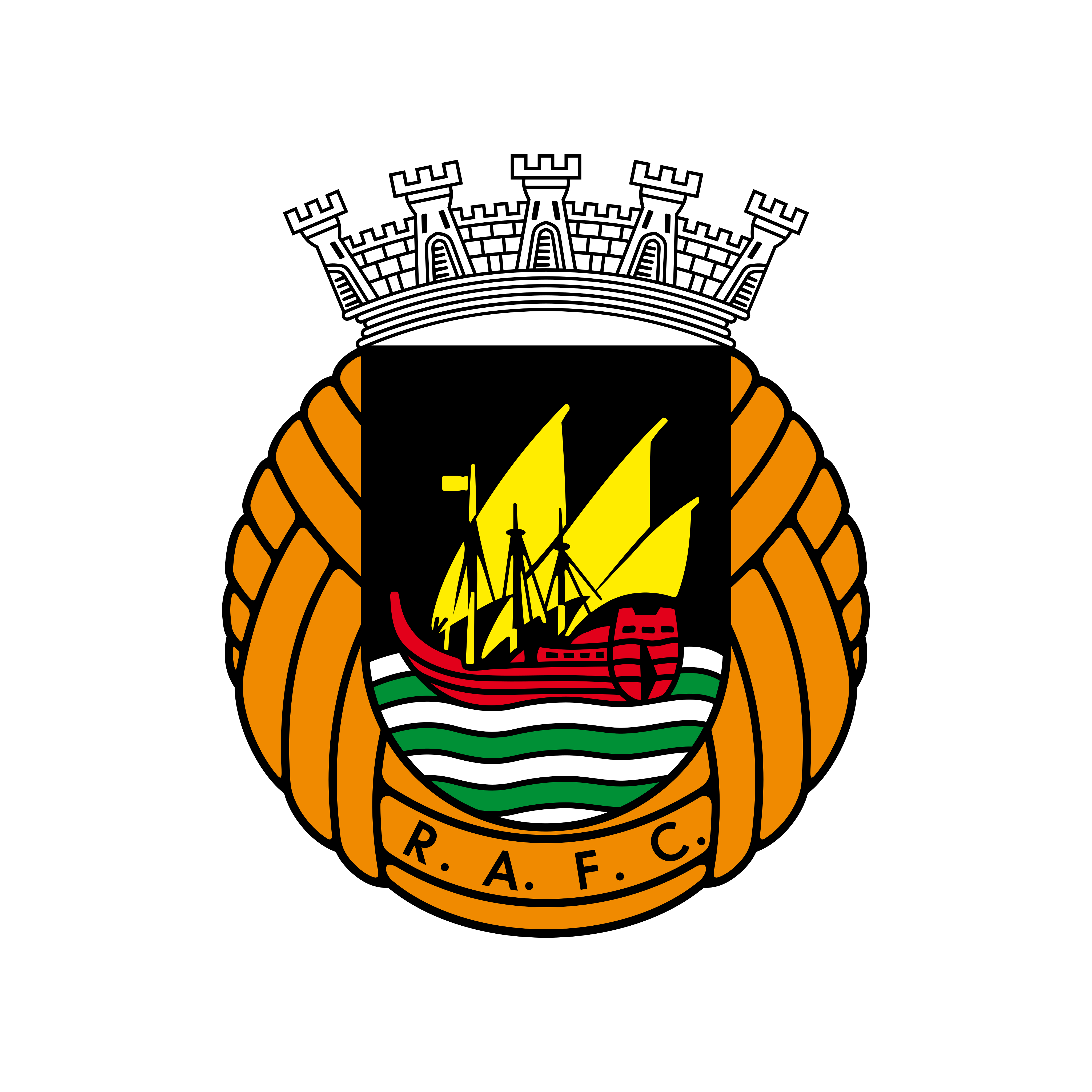 Rio Ave FC Logo PNG.