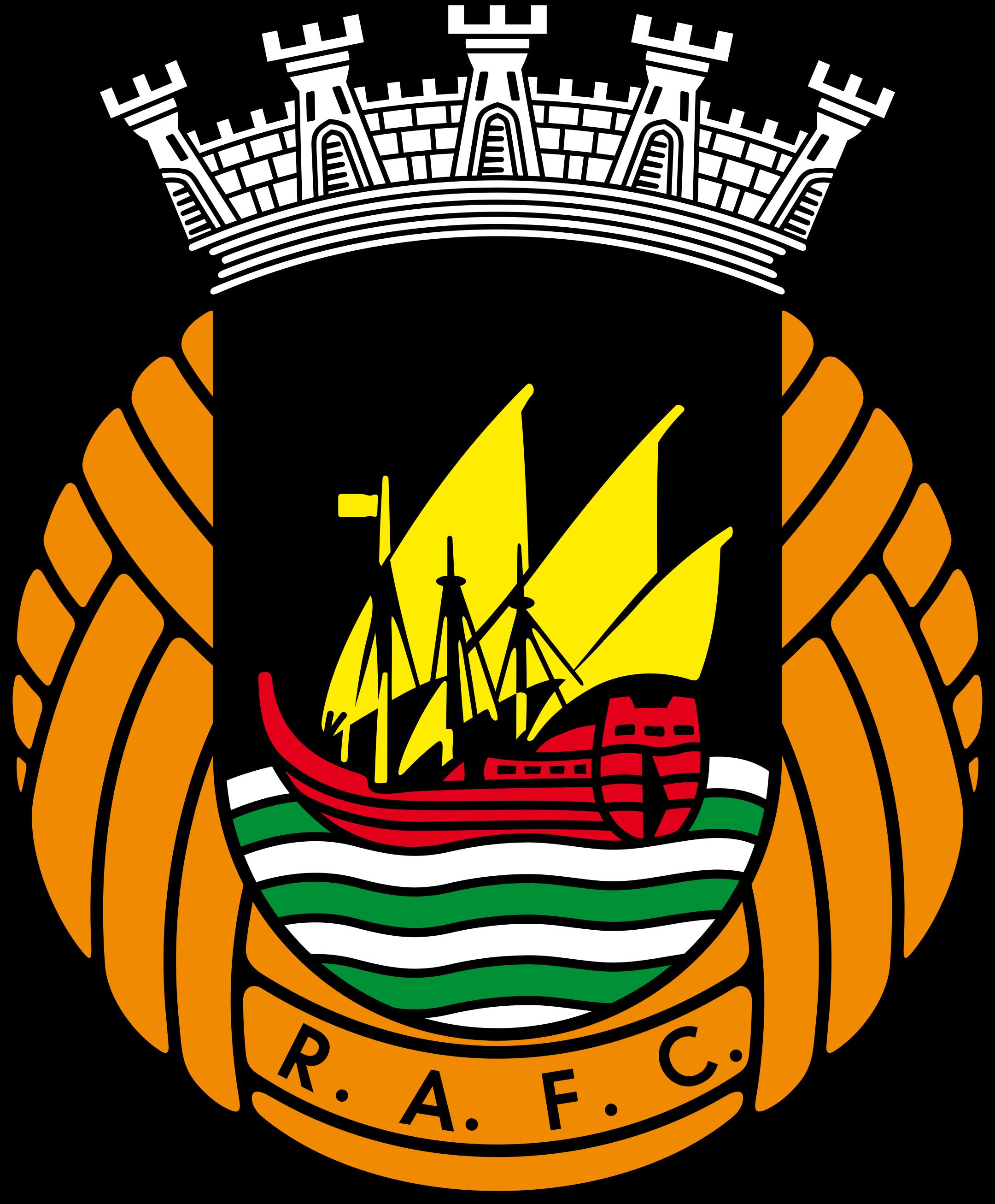 rio ave fc logo 1 - Rio Ave FC Logo