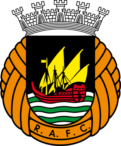 rio ave fc logo 4 - Rio Ave FC Logo