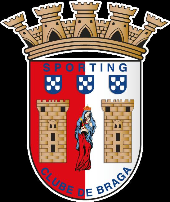 SC Braga Logo.