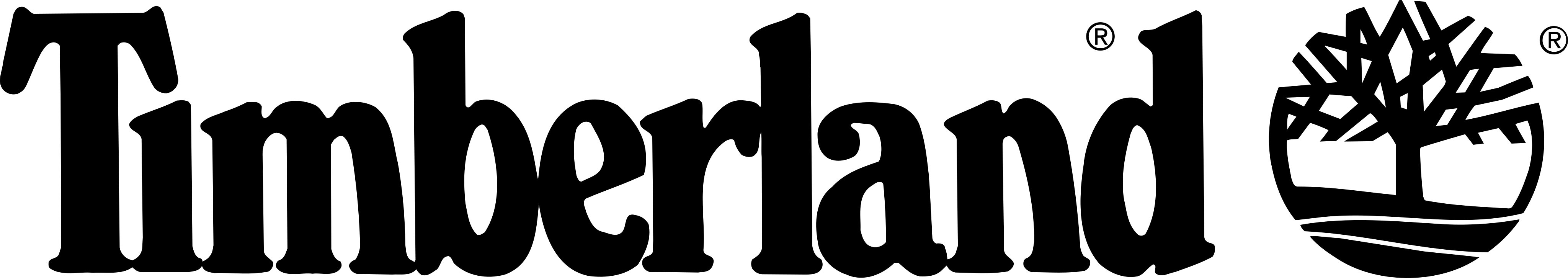 Timberland Logo.