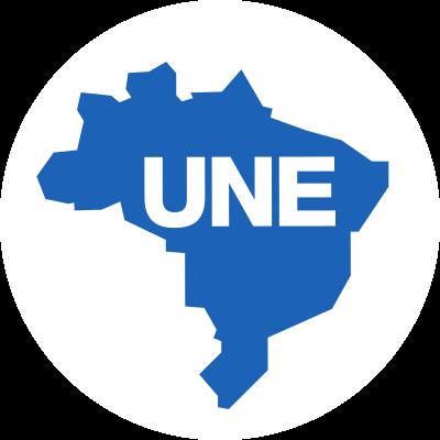 une logo 4 - UNE Logo - União Nacional dos Estudantes