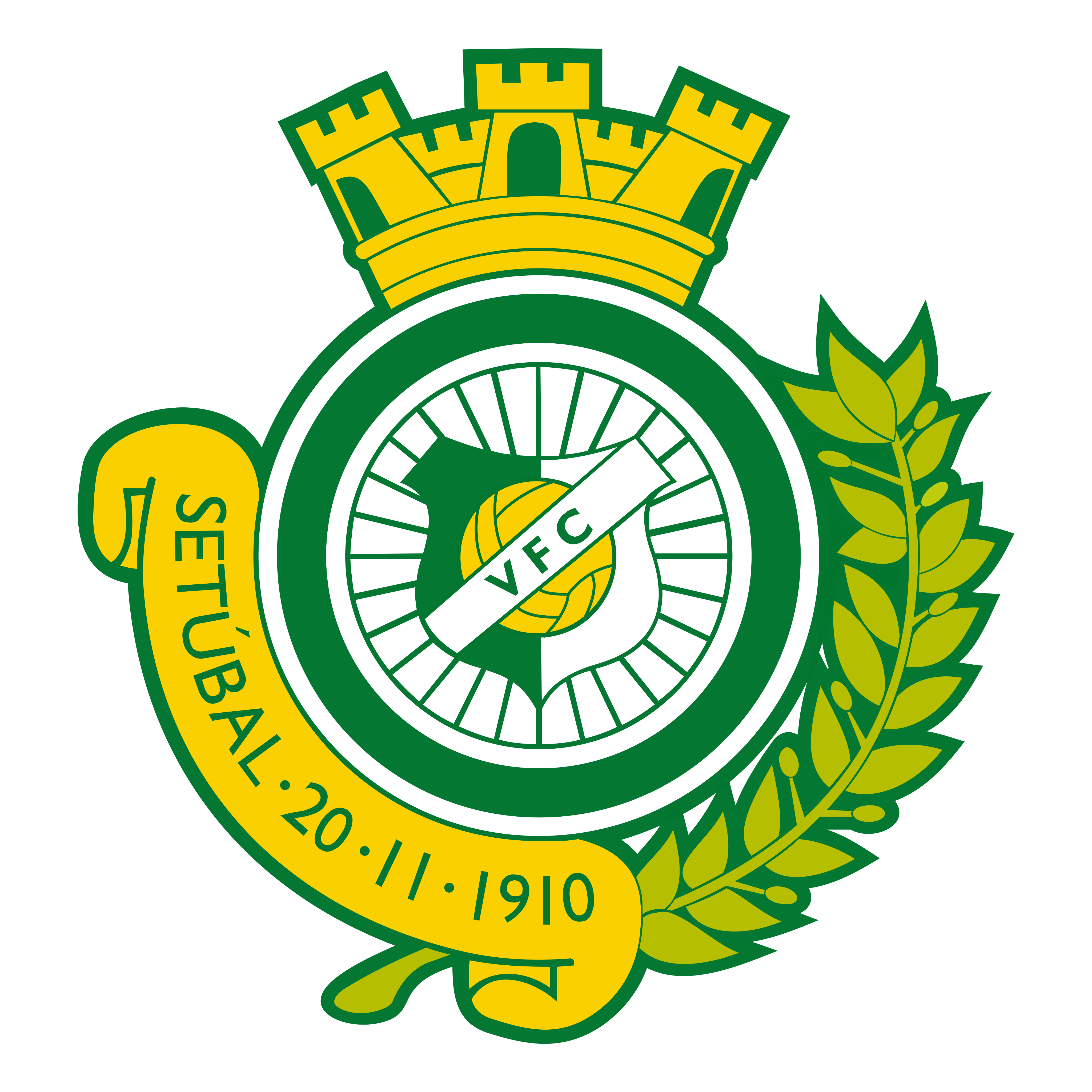 vitoria fc logo - Vitória FC Logo