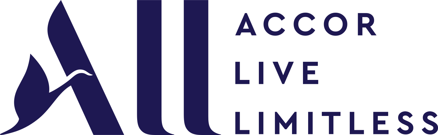 all accor live limitless logo 2 - ALL Accor Live Limitless Logo