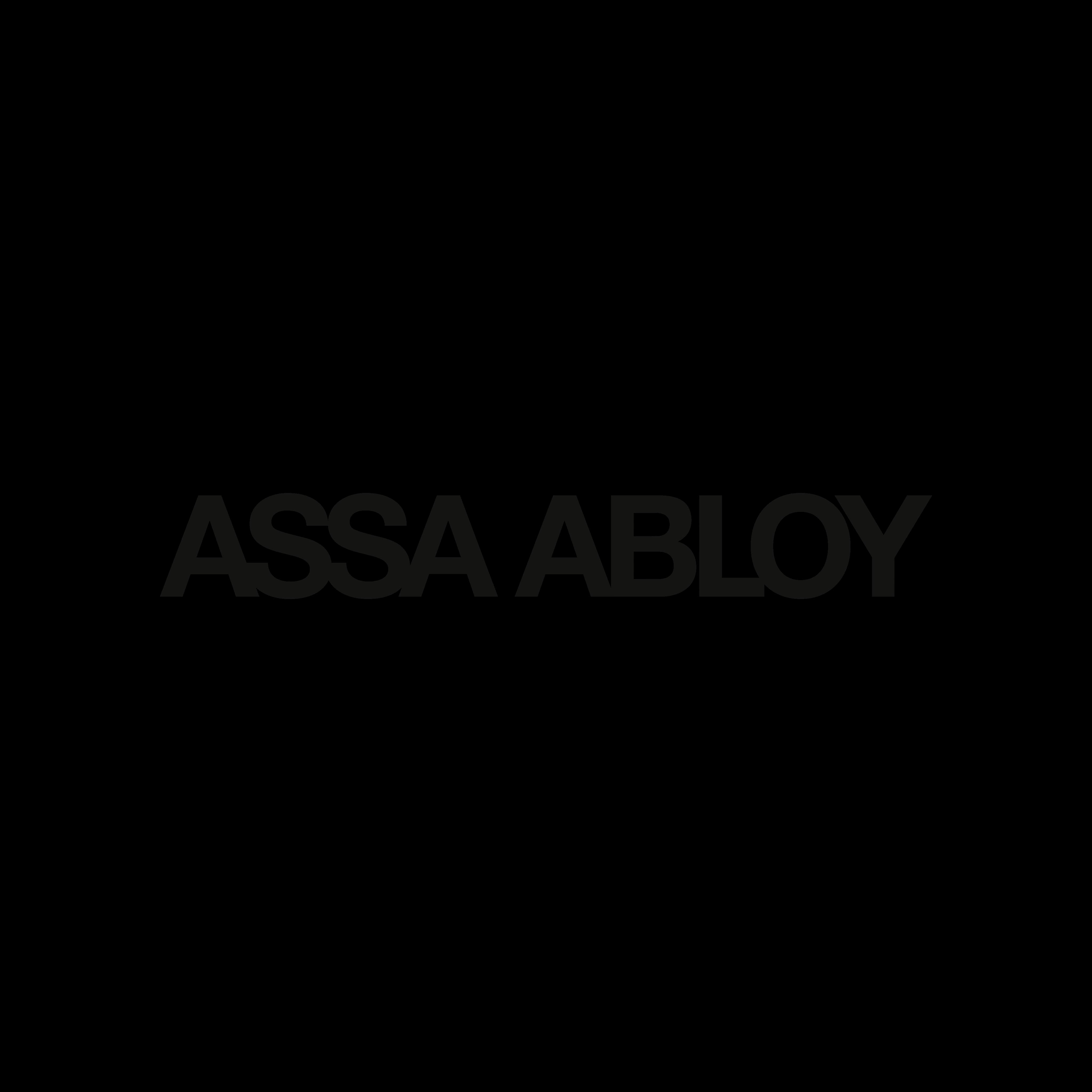 assa abloy logo 0 - ASSA ABLOY Logo