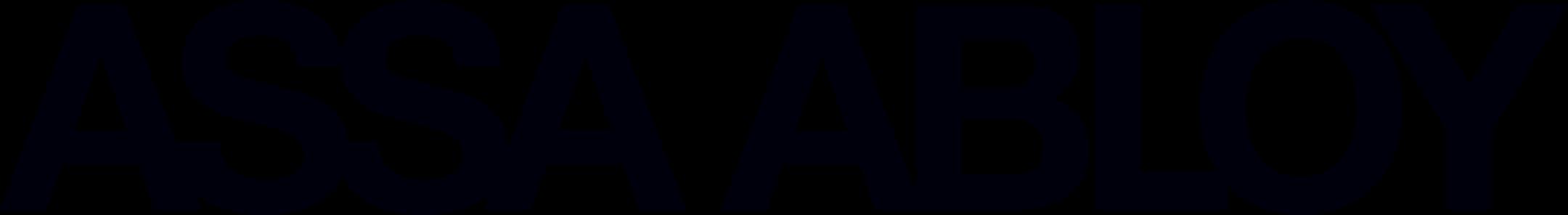 assa abloy logo 1 - ASSA ABLOY Logo