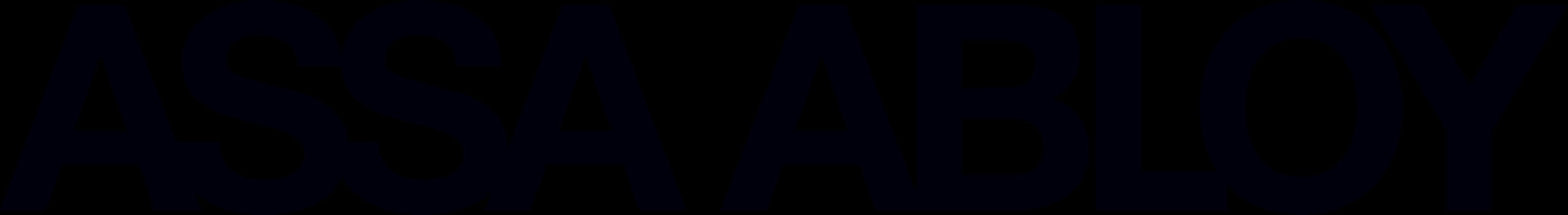 assa abloy logo - ASSA ABLOY Logo