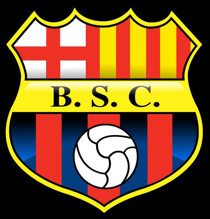 barcelona guayaquil logo 3 - Barcelona SC Guayaquil Logo