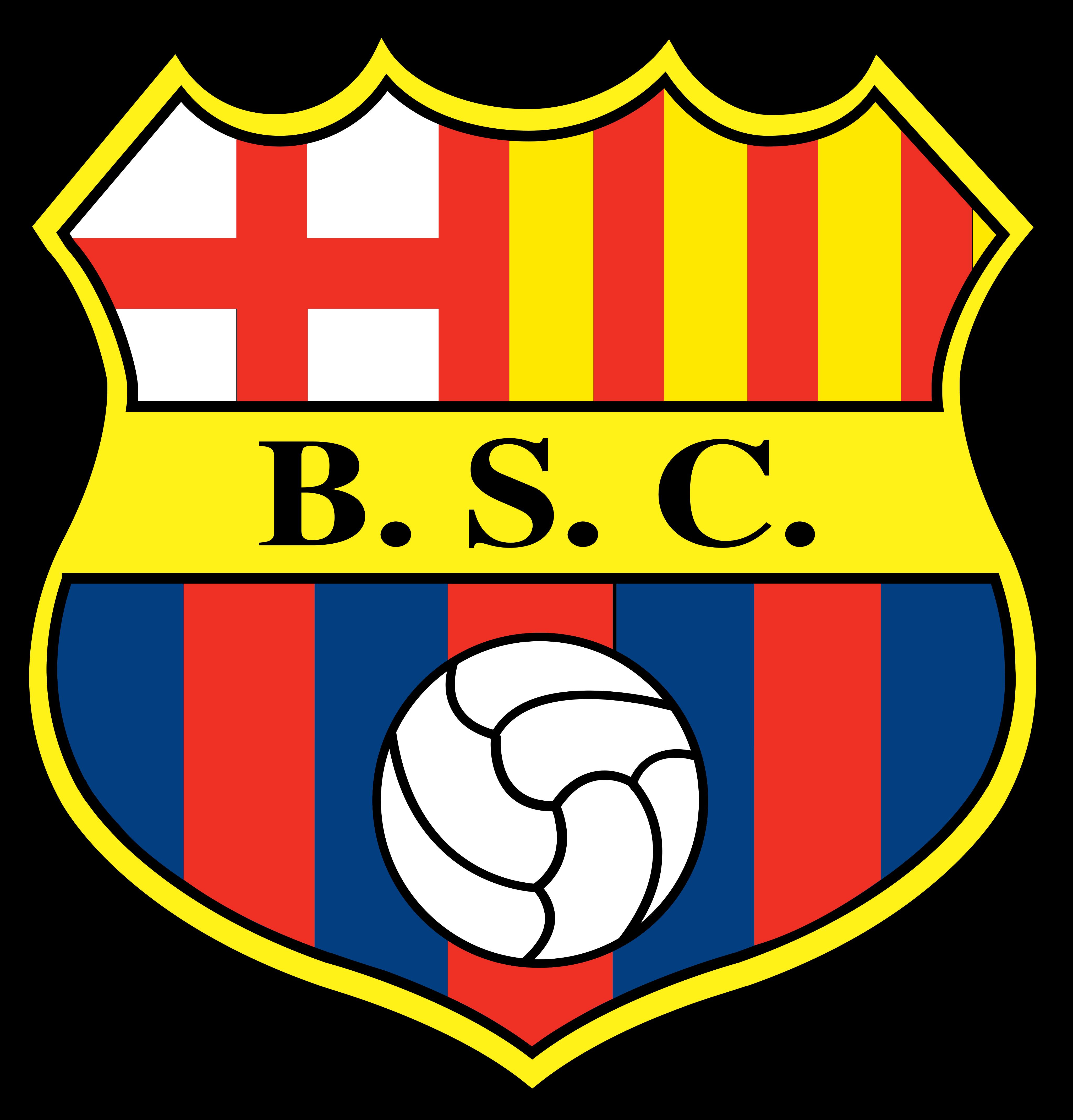 barcelona sc logo 6 - Barcelona SC Guayaquil Logo