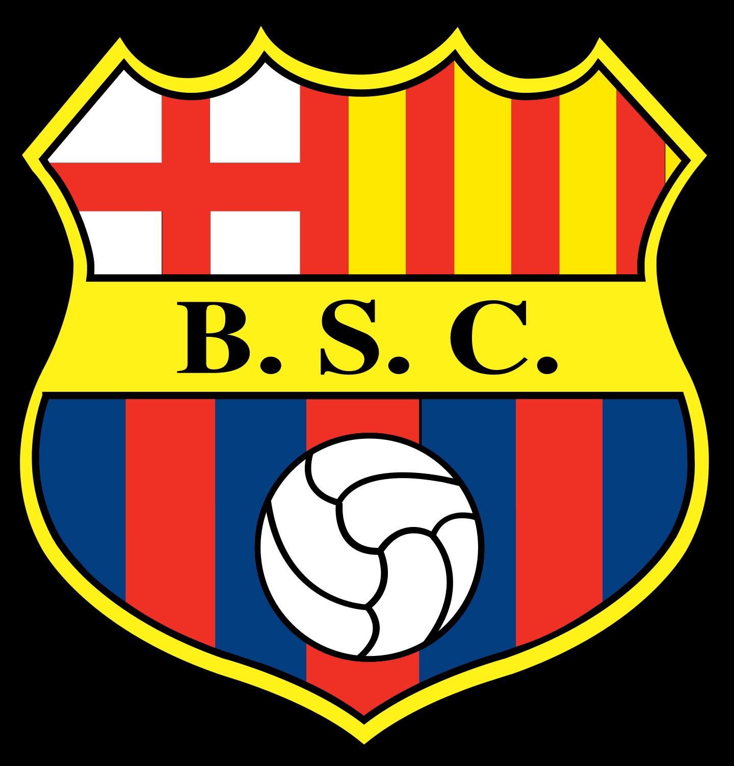 barcelona sc logo 7 - Barcelona SC Guayaquil Logo