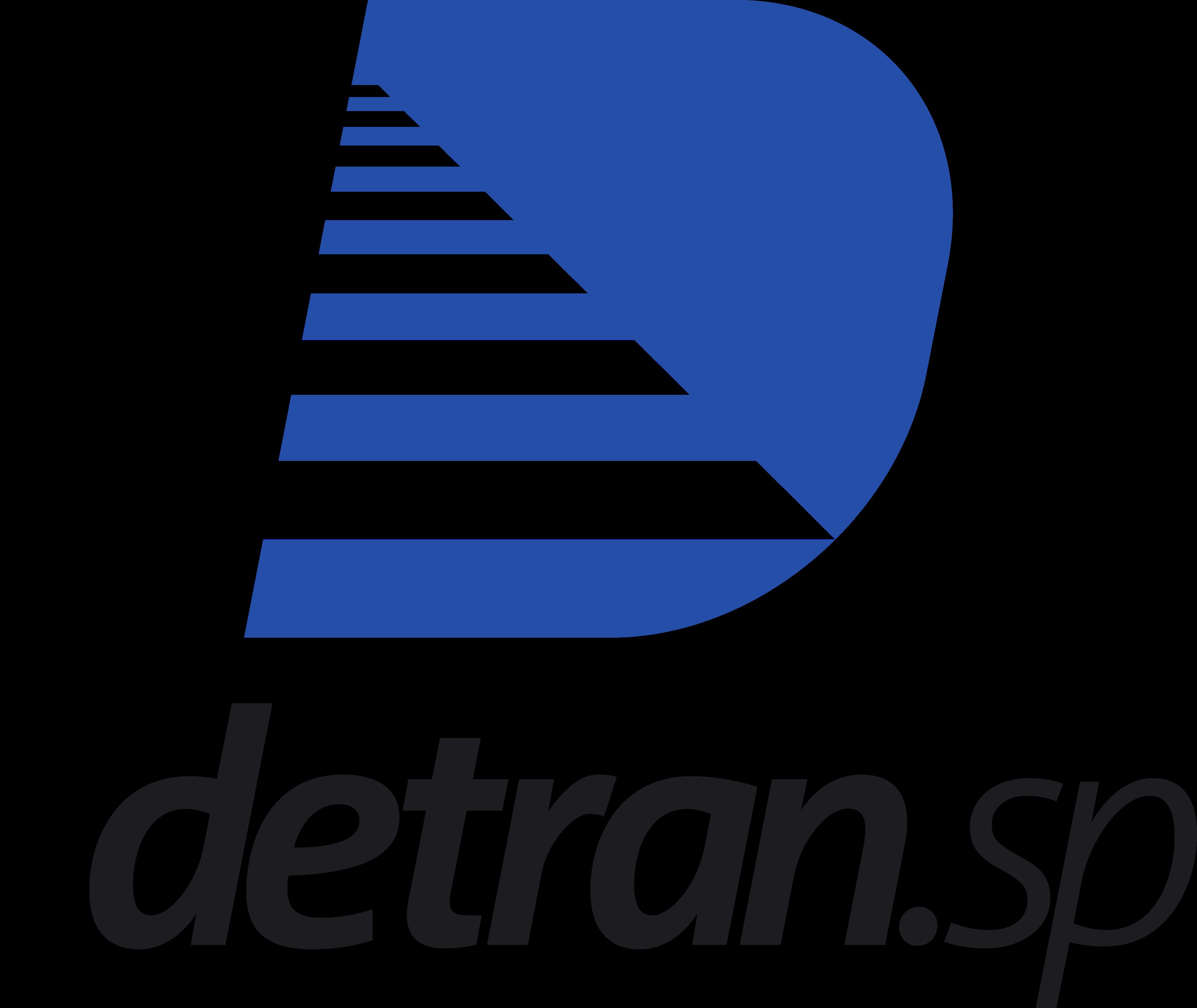 Detran SP Logo.