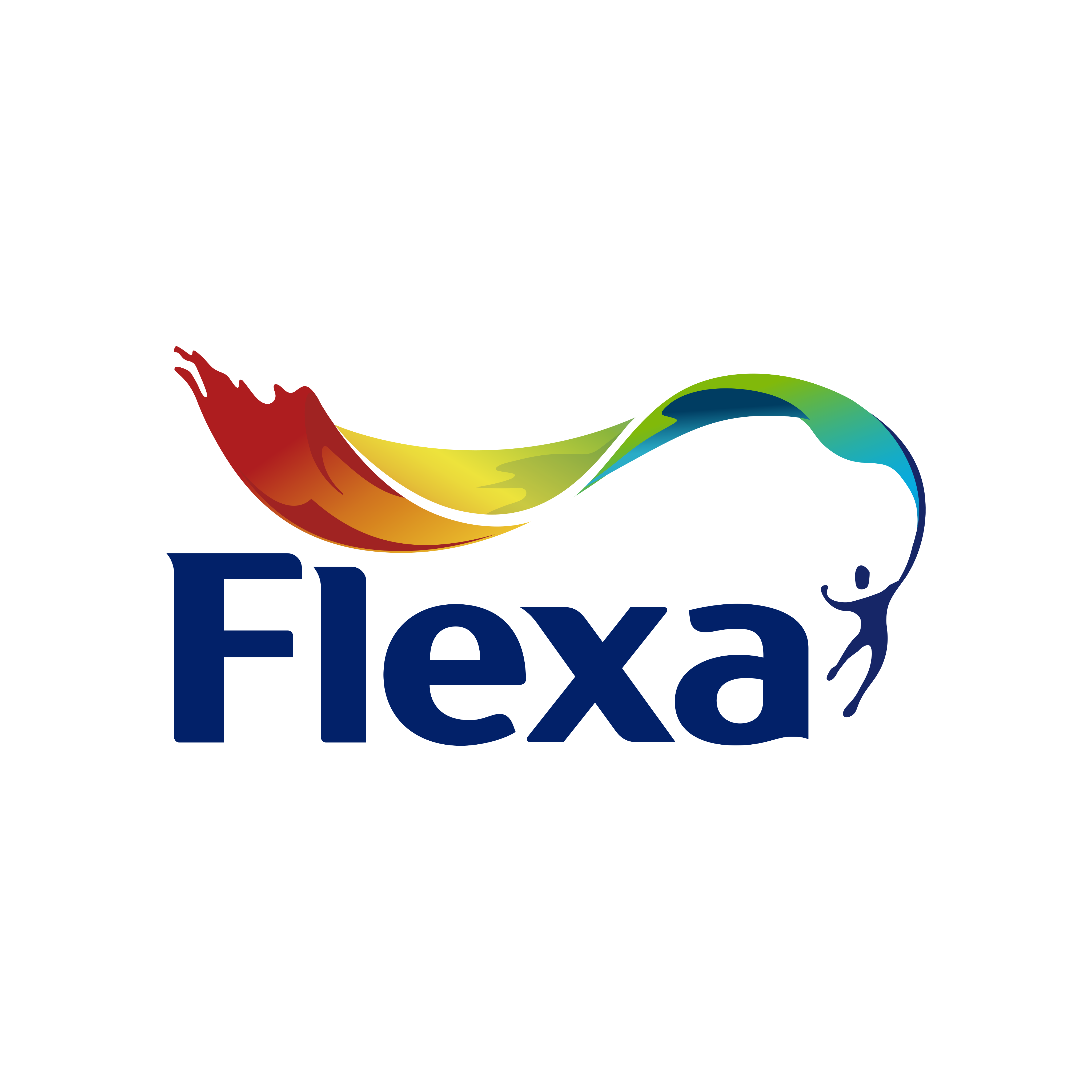 flexa logo 0 - Flexa Paints Logo