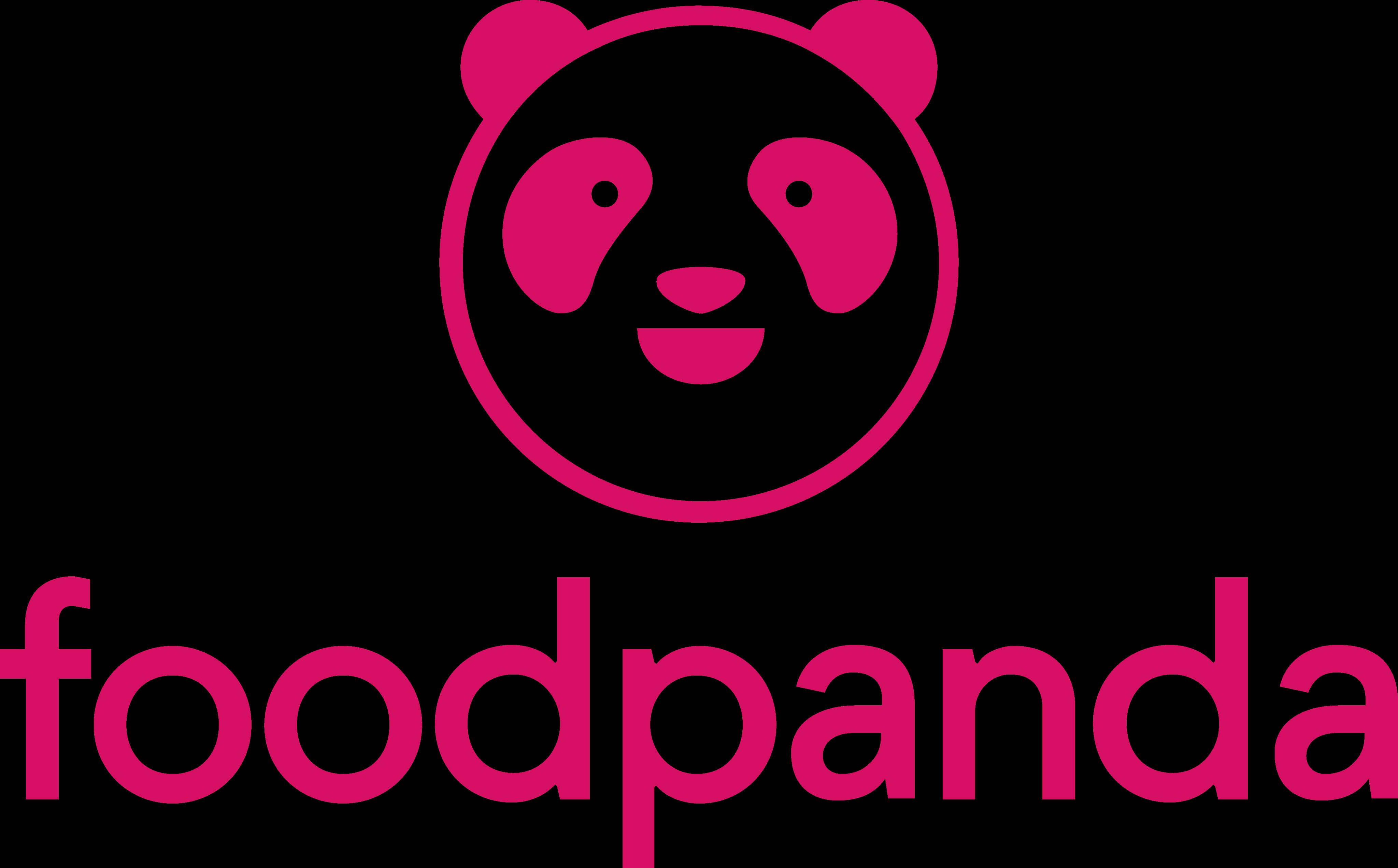 foodpanda logo 1 - Foodpanda Logo
